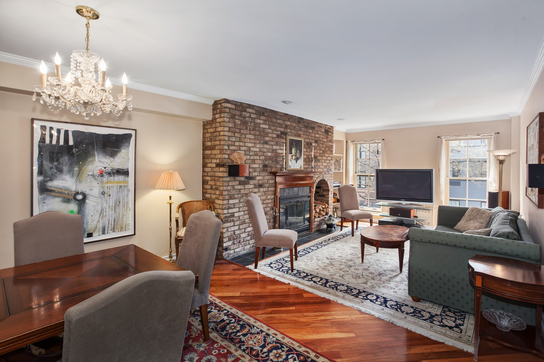 Condominium for Sale at Sun-Drenched Chelsea Condominium 313 West 22nd Street Apt 2C Chelsea, New York, New York, 10011 United States