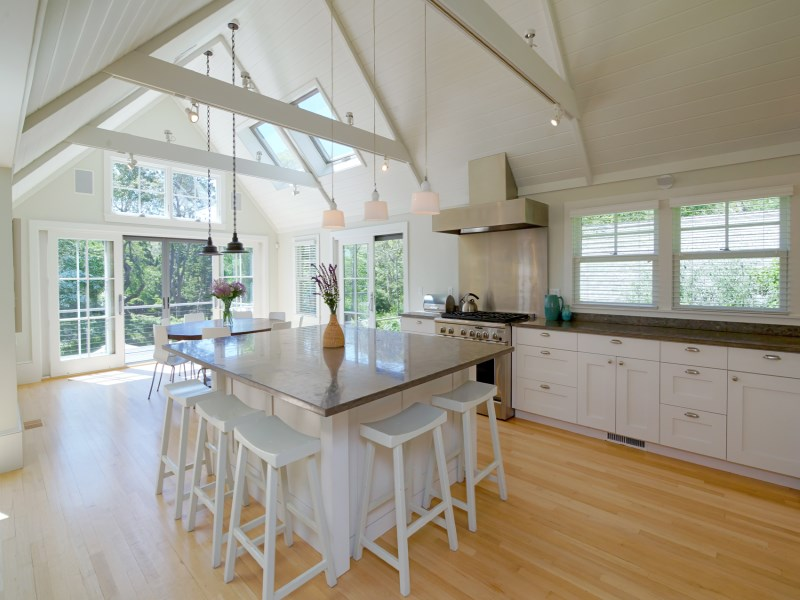Single Family Home for Sale at Stunning Contemporary Cape Cod Home 497 Sippewissett Road Falmouth, Massachusetts 02540 United States