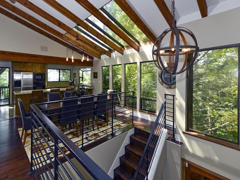 단독 가정 주택 용 매매 에 Secluded Country Home with Pool 4580 Lake County Hwy Calistoga, 캘리포니아 94515 미국