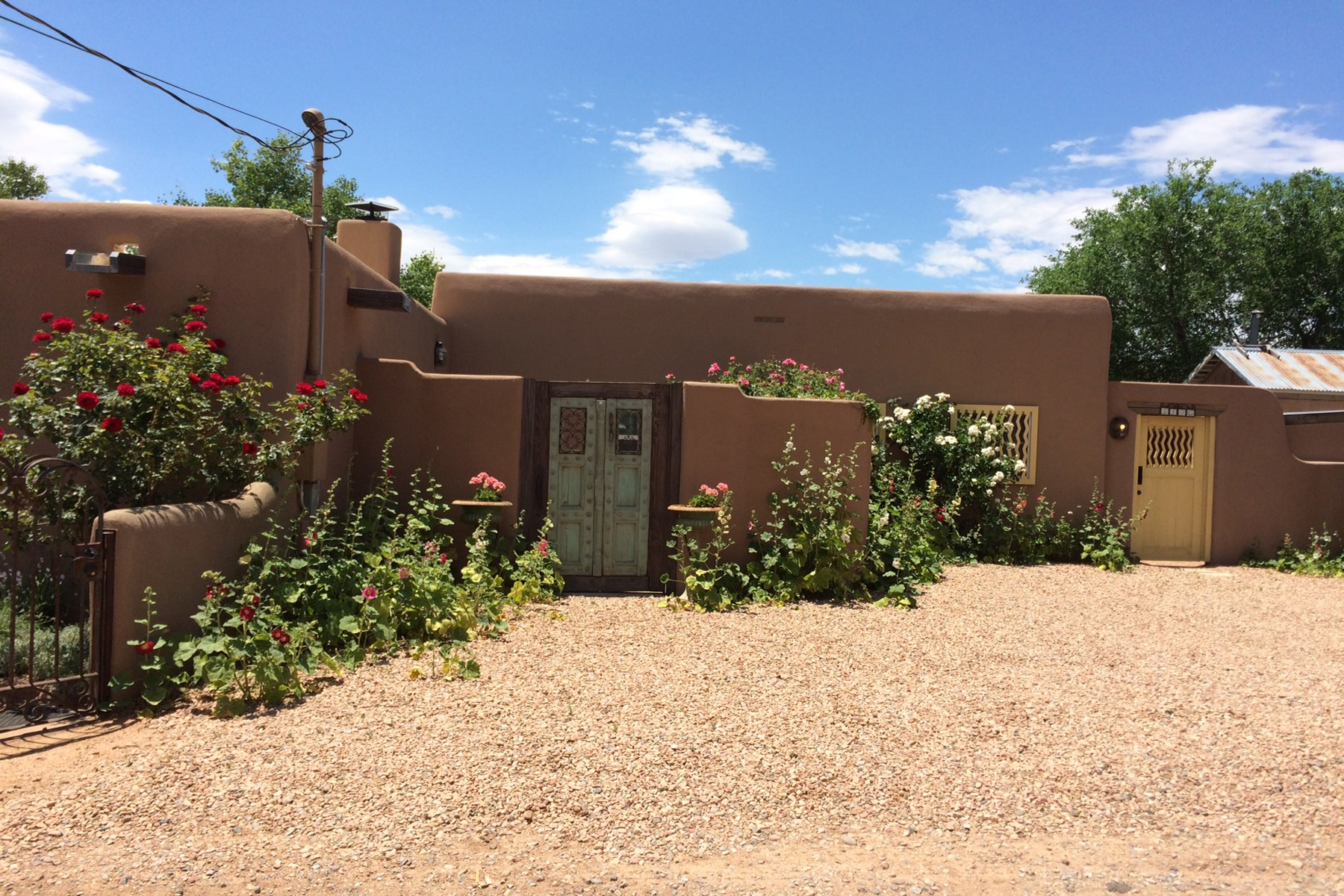 Moradia para Venda às 540 Del Norte Lane Santa Fe City Northeast, Santa Fe, Novo México, 87501 Estados Unidos
