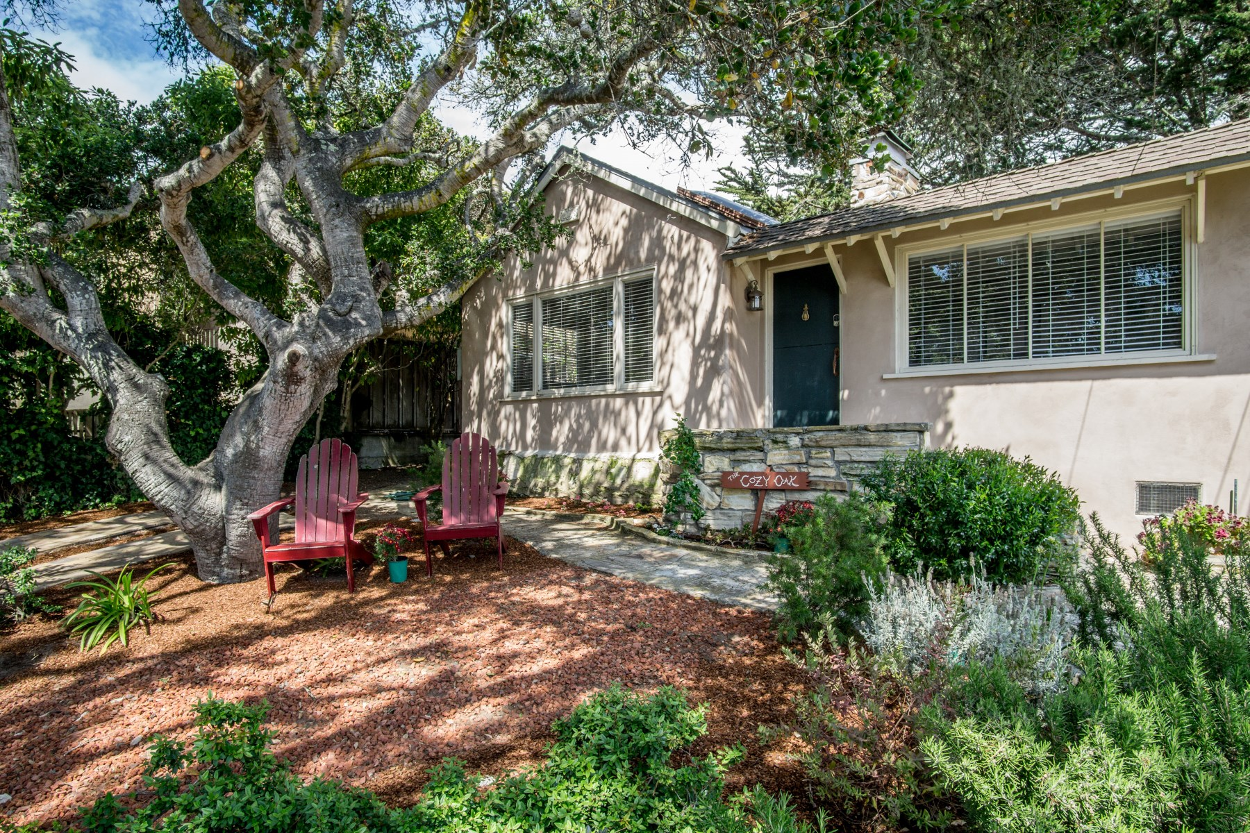 sales property at Carmel Cozy Oak