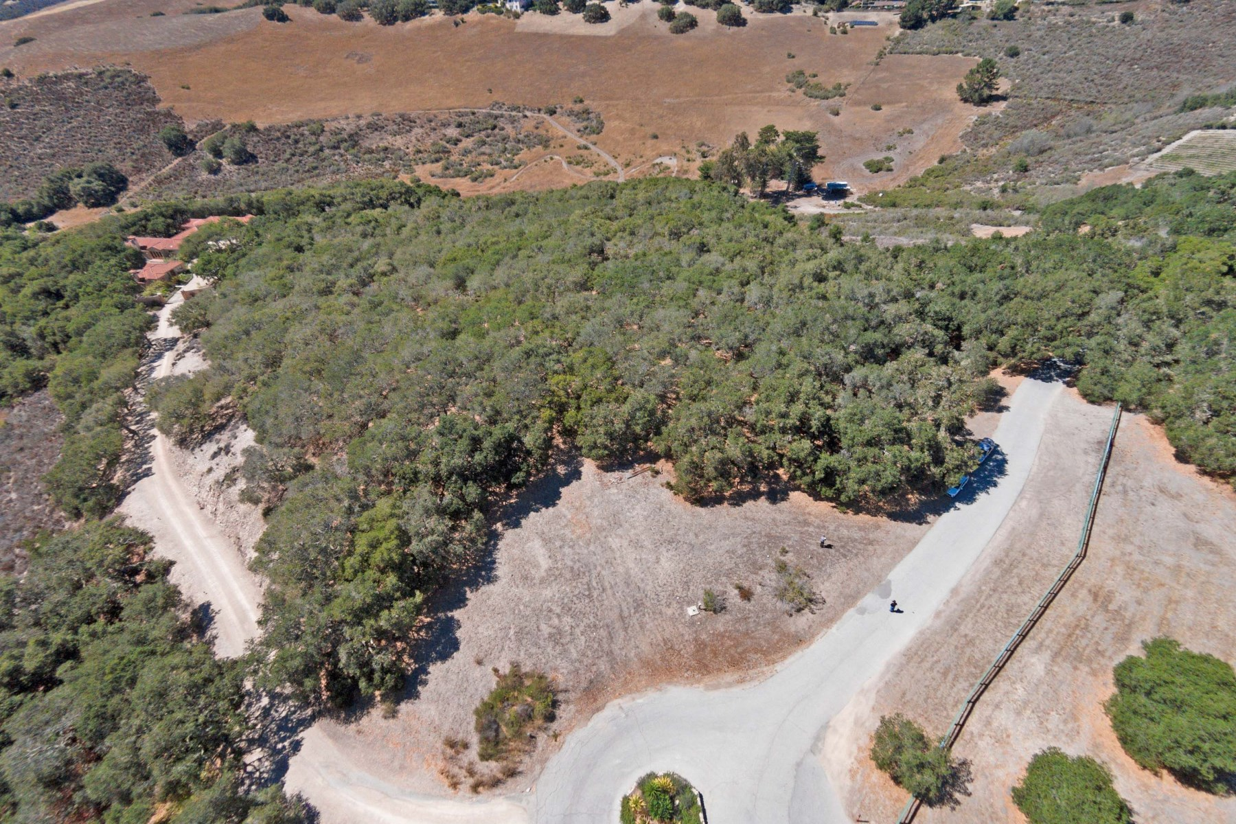 Land for Sale at Spectacular 10 Acre Carmel Valley Lot Camino Escondido Road (Vacant Lot) Carmel Valley, California, 93924 United States