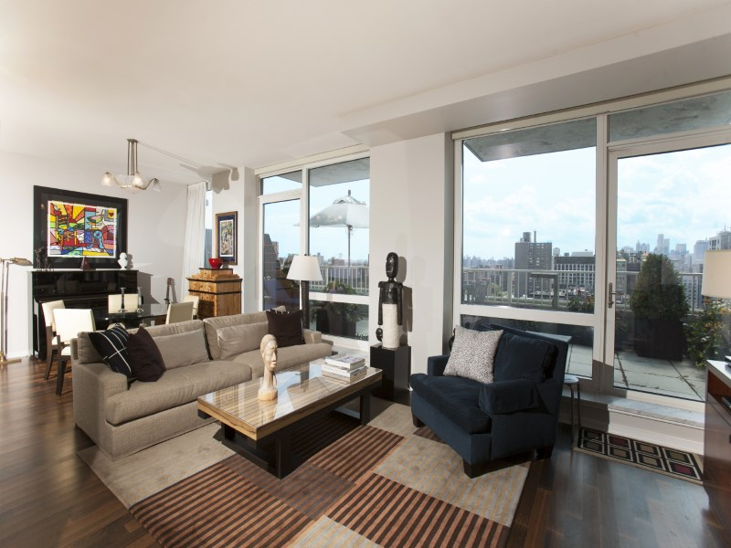 Condominium for Sale at Phillippe Starck Gramercy 340 East 23rd Street Apt Sh1c New York, New York 10010 United States