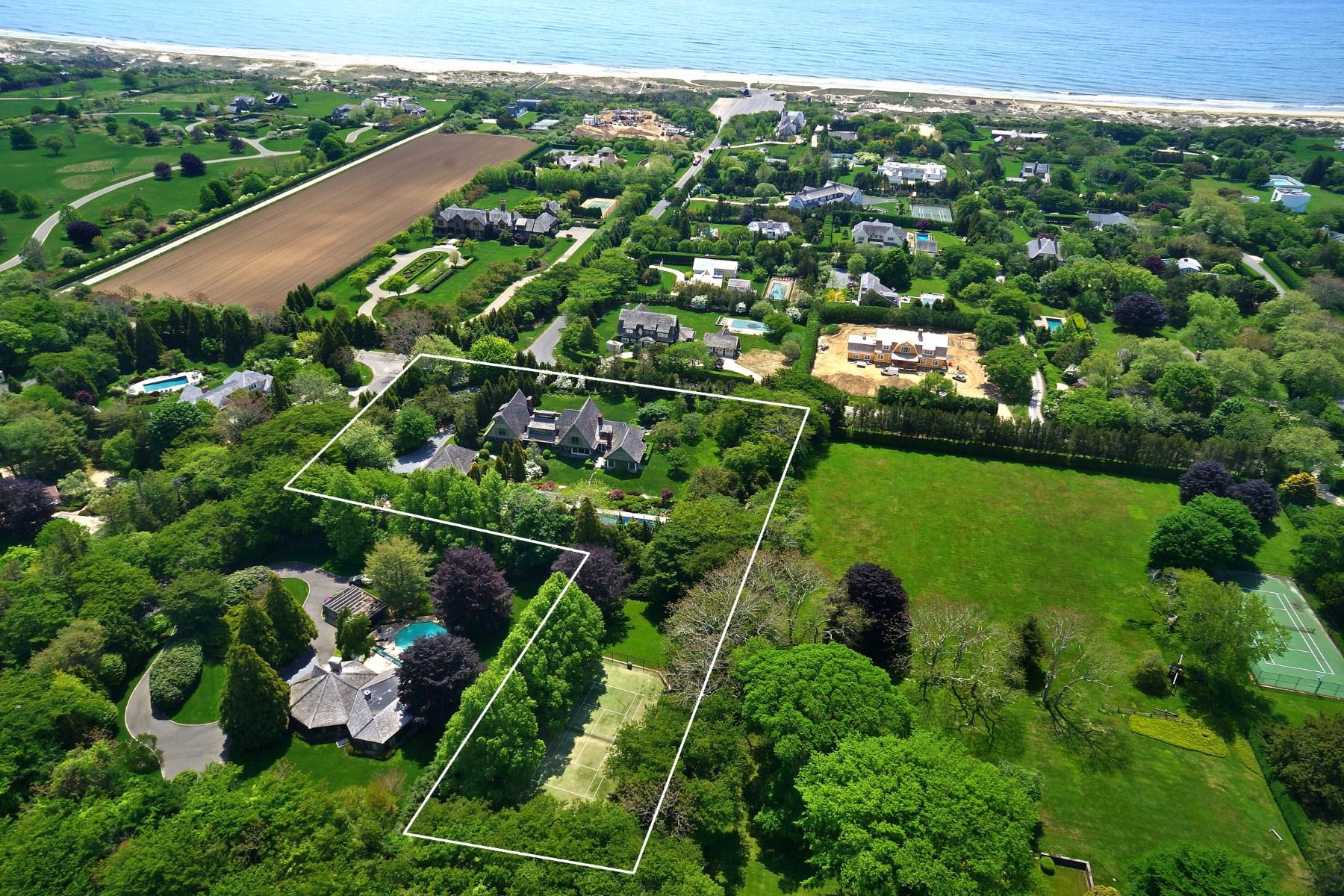Property Of East Hampton Estate Area