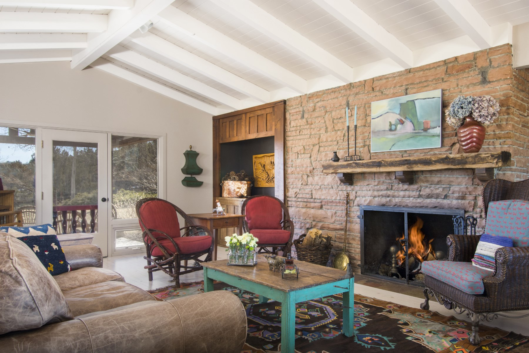 Single Family Home for Sale at 86 Headquarters Trail Santa Fe, New Mexico, 87506 United States