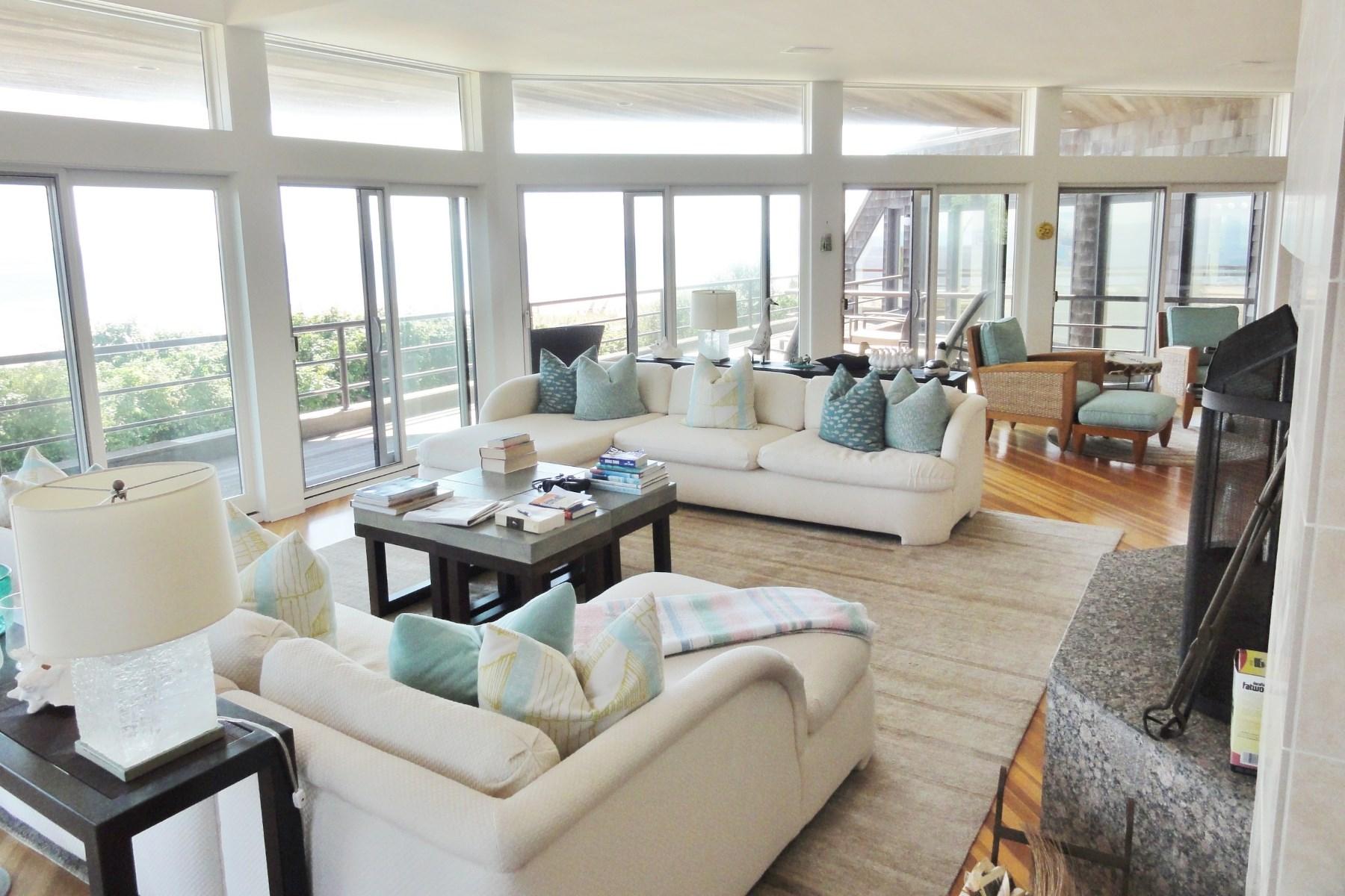 Property Of Premier Sagaponack Oceanfront Location