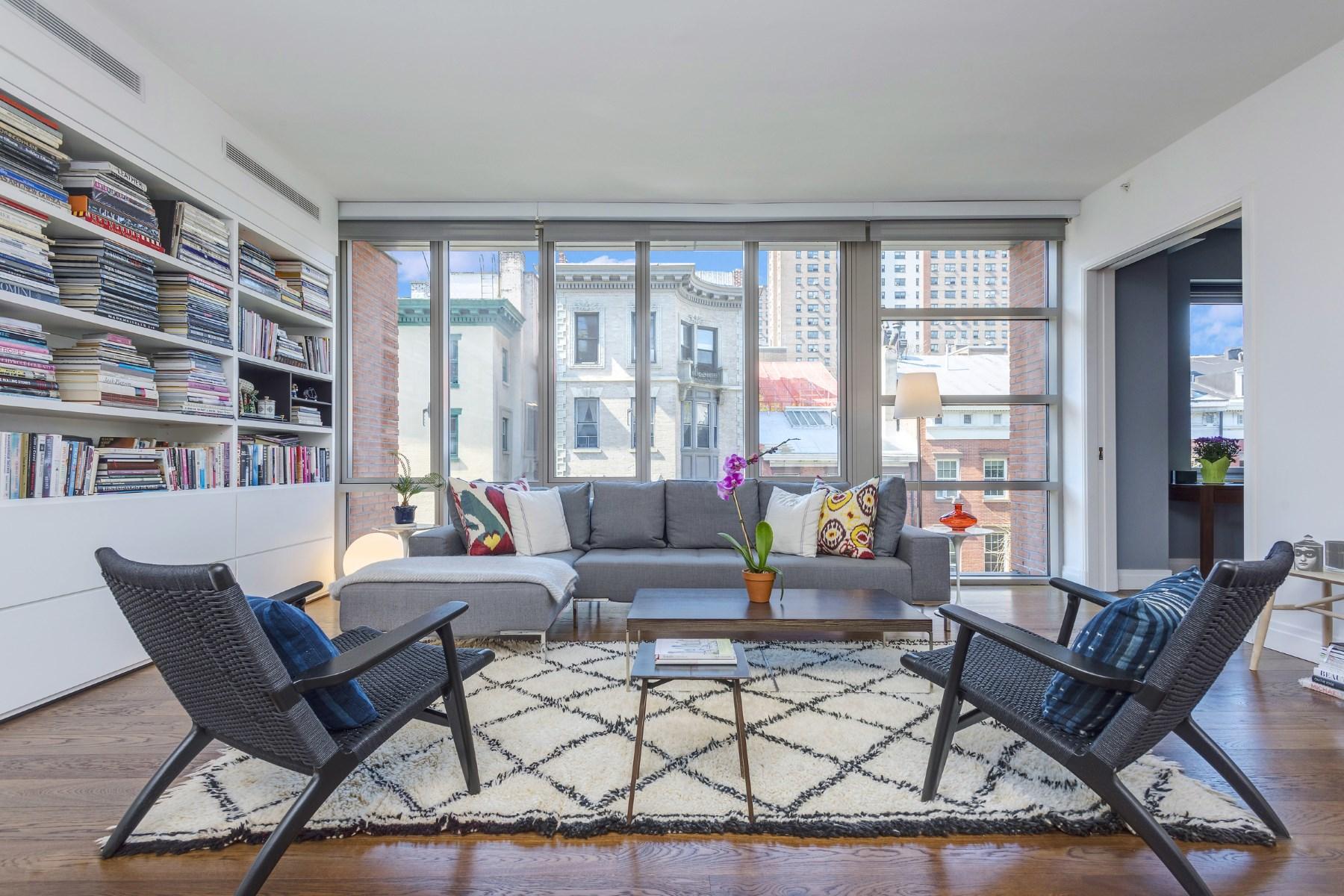 Condominio por un Venta en 177 Ninth Avenue, Apt. 4B 177 Ninth Avenue Apt 4B Chelsea, New York, Nueva York, 10011 Estados Unidos
