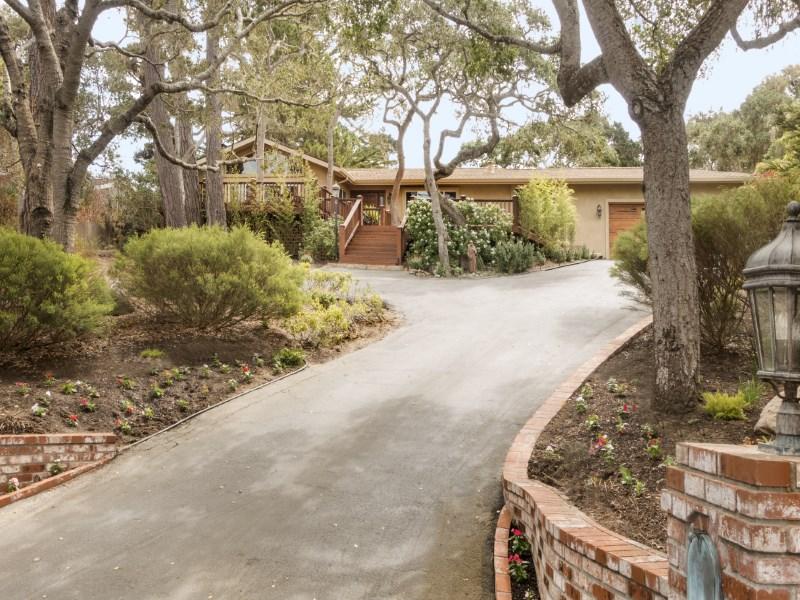 一戸建て のために 売買 アット Hermitage Road Pebble Beach, カリフォルニア 93953 アメリカ合衆国