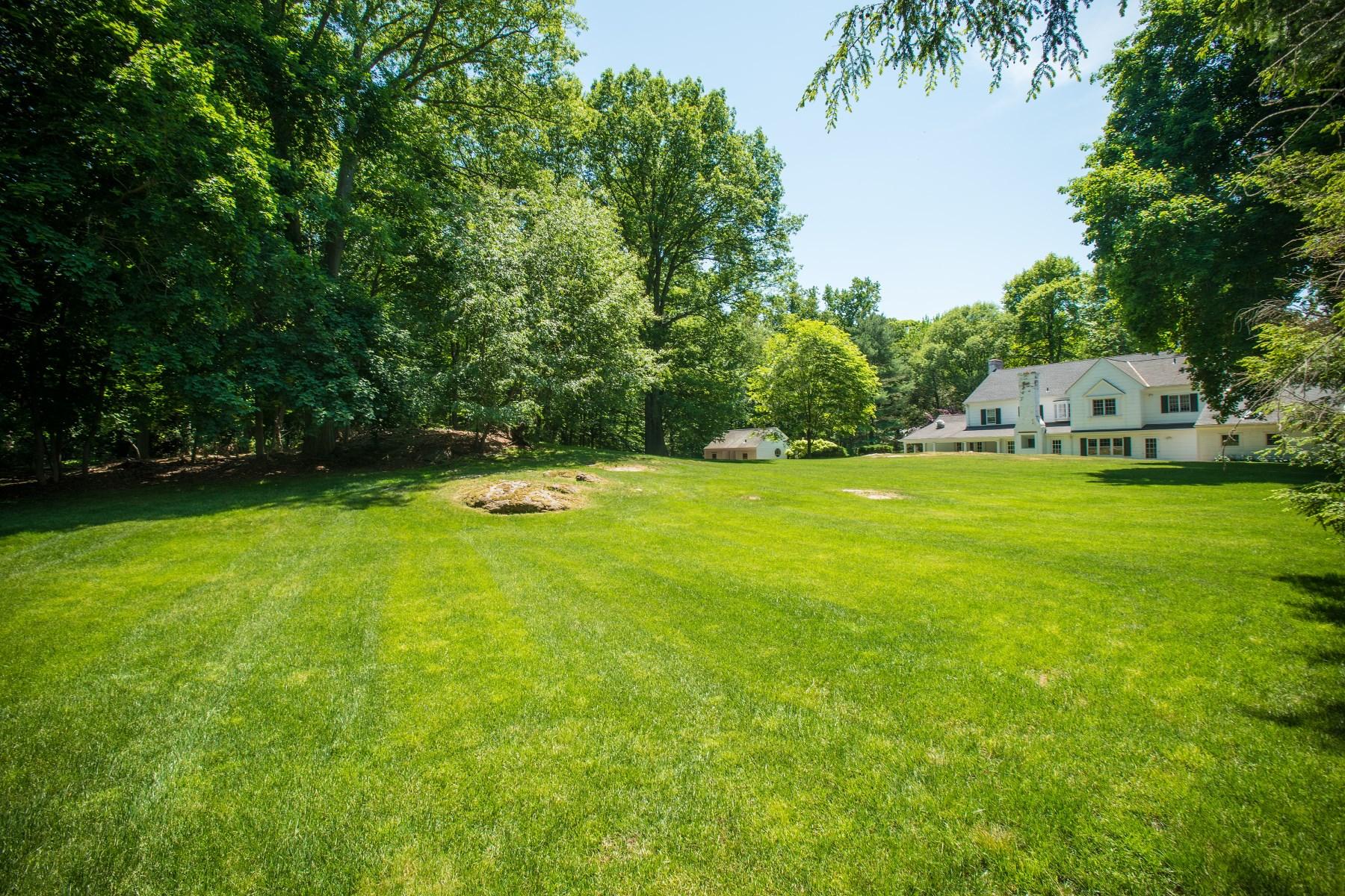 Einfamilienhaus für Verkauf beim Classic Deer Park 49 Midwood Road (Land) Greenwich, Connecticut 06830 Vereinigte Staaten