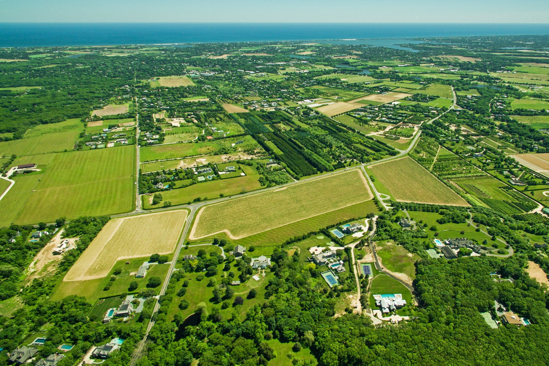 土地 为 销售 在 Ocean Views Atop Day Lily Lane Bridgehampton North, 汉普顿, 纽约州, 11932 美国