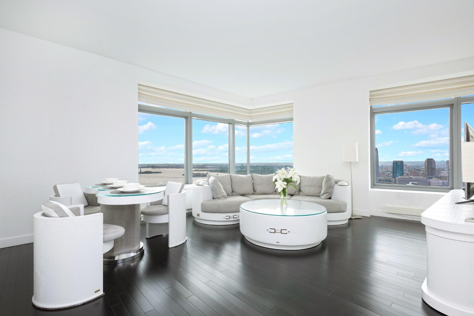 共管物業 為 出售 在 W New York Downtown 123 Washington Street Apt 47A New York, 紐約州, 10006 美國