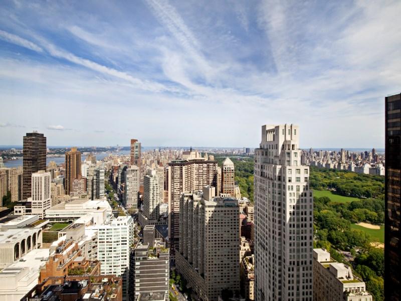 Kat Mülkiyeti için Satış at 80 Columbus Circle 80 Columbus Circle Apt 64a Upper West Side, New York, New York 10023 Amerika Birleşik Devletleri