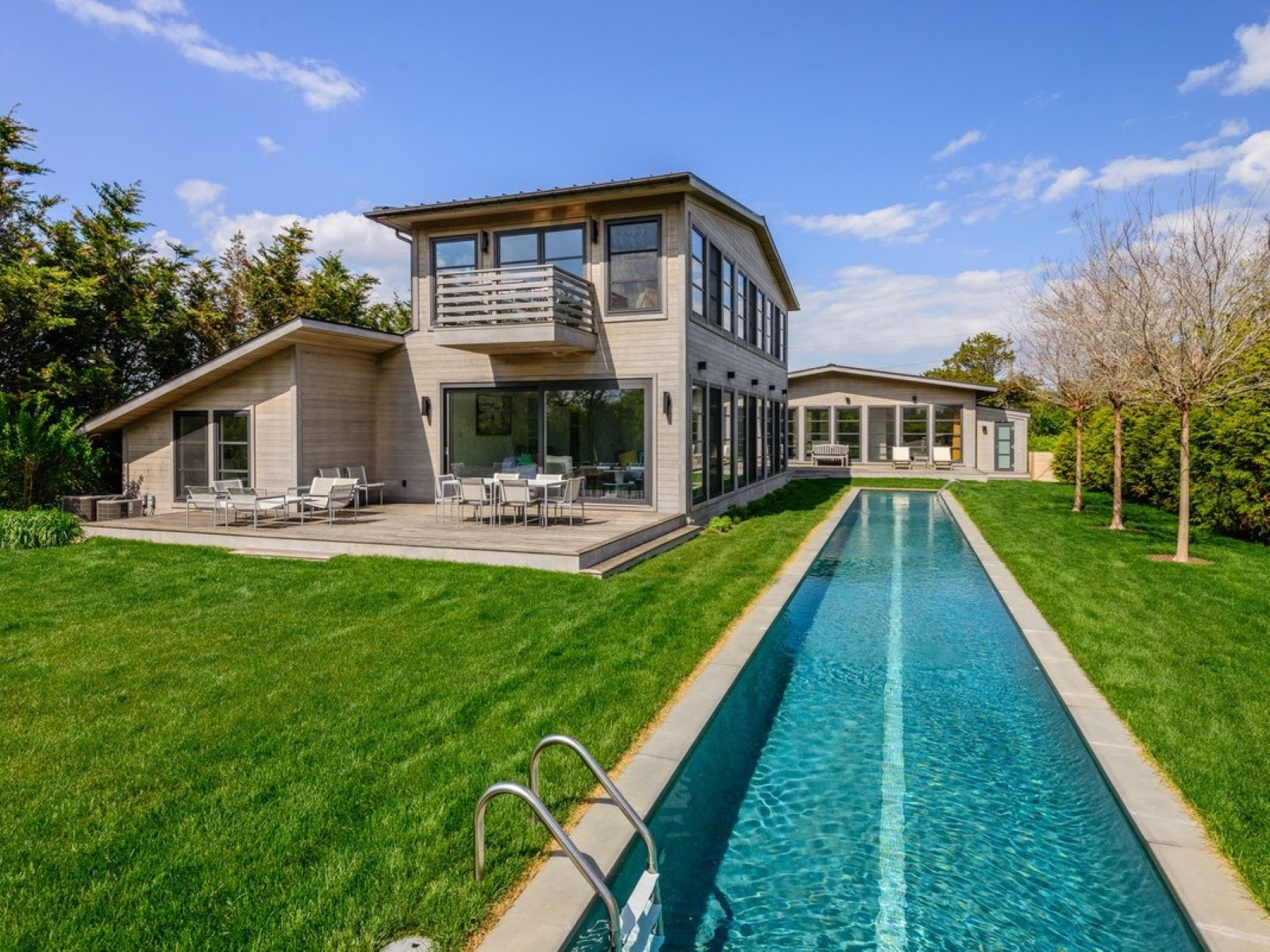 Single Family Home for Sale at Modern Compound, Immediate Ocean Access Sagaponack South, Sagaponack, New York 11962 United States