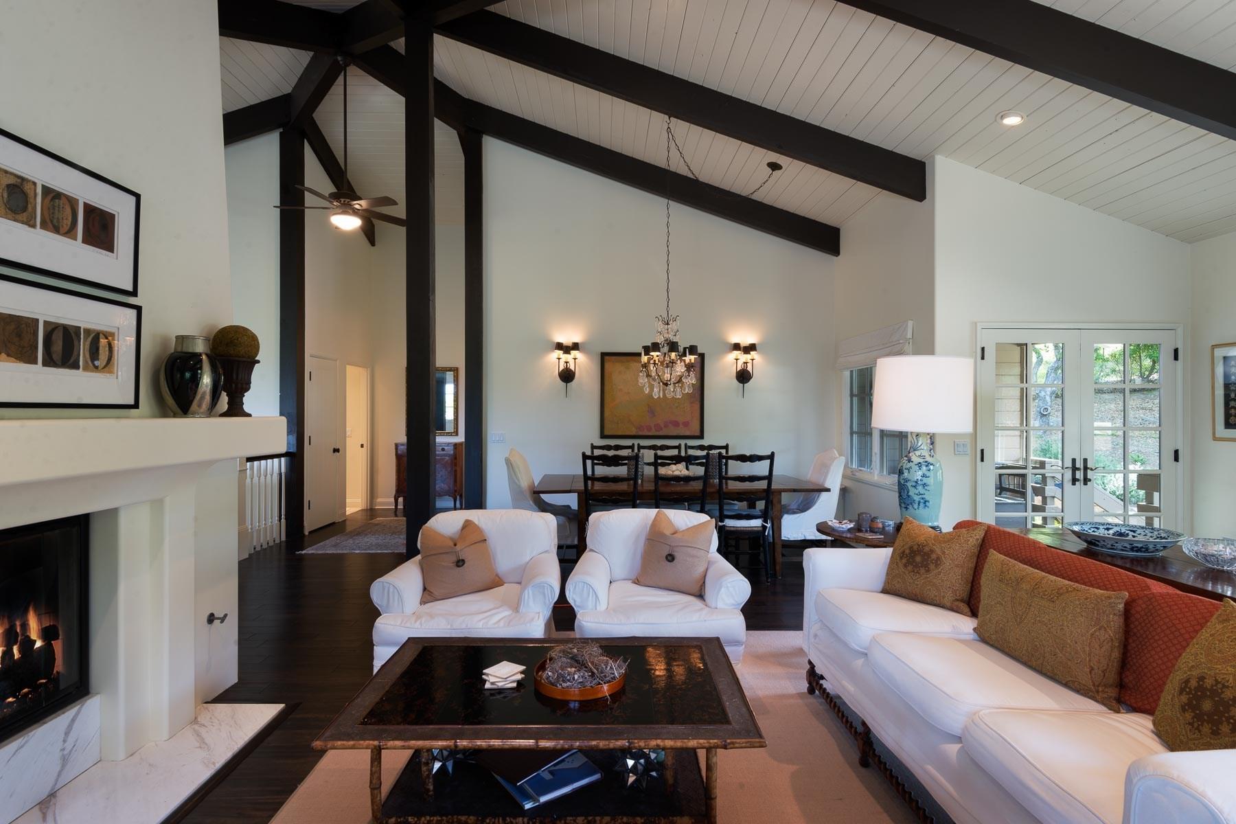 Einfamilienhaus für Verkauf beim Upper Riviera Country Living 1729 Hillcrest Rd Santa Barbara, Kalifornien, 93103 Vereinigte Staaten