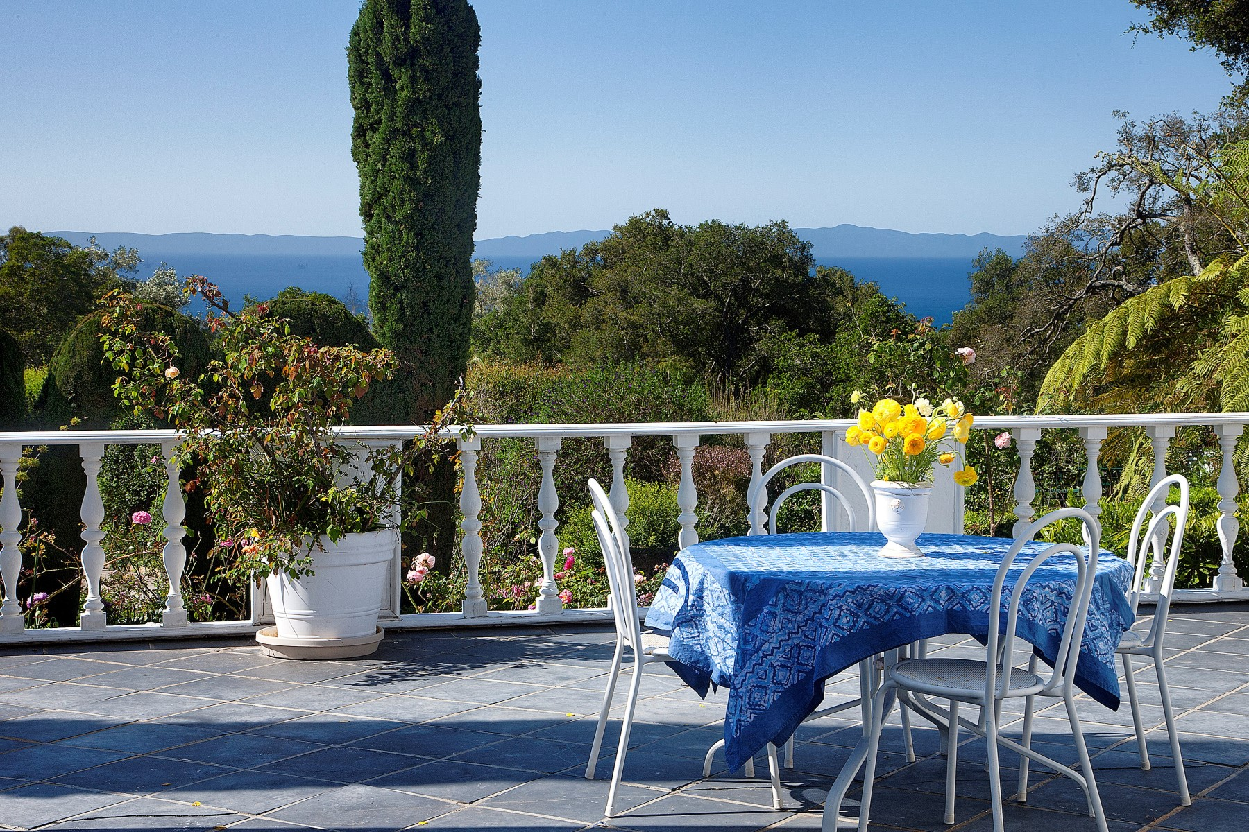 토지 용 매매 에 Ocean Views in Montecito 1948-1952 Tollis Avenue Montecito - Upper Village, Montecito, 캘리포니아 93108 미국