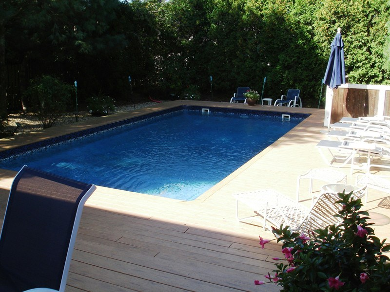 Single Family Home for Rent at Village Charmer with Heated Pool Southampton, New York 11968 United States