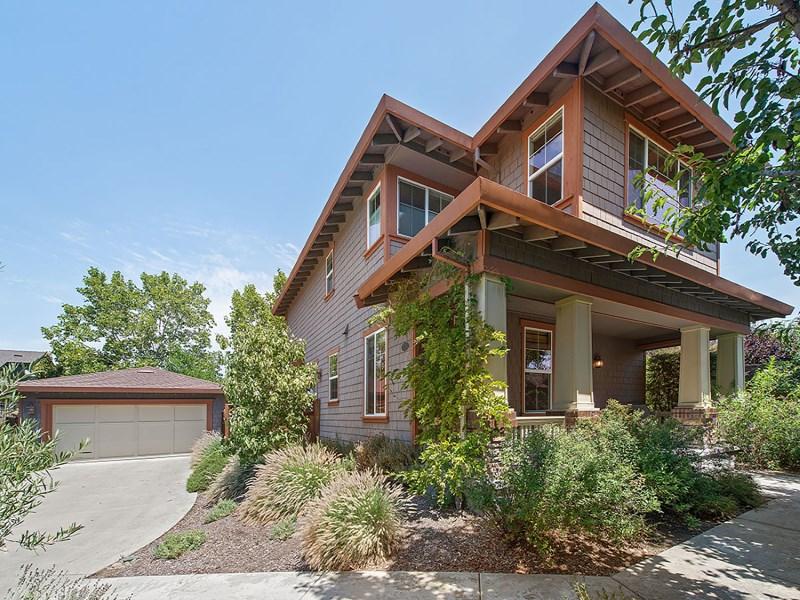 Tek Ailelik Ev için Satış at Eastside Sonoma Craftsman 408 Brockman Ln Sonoma, Kaliforniya 95476 Amerika Birleşik Devletleri