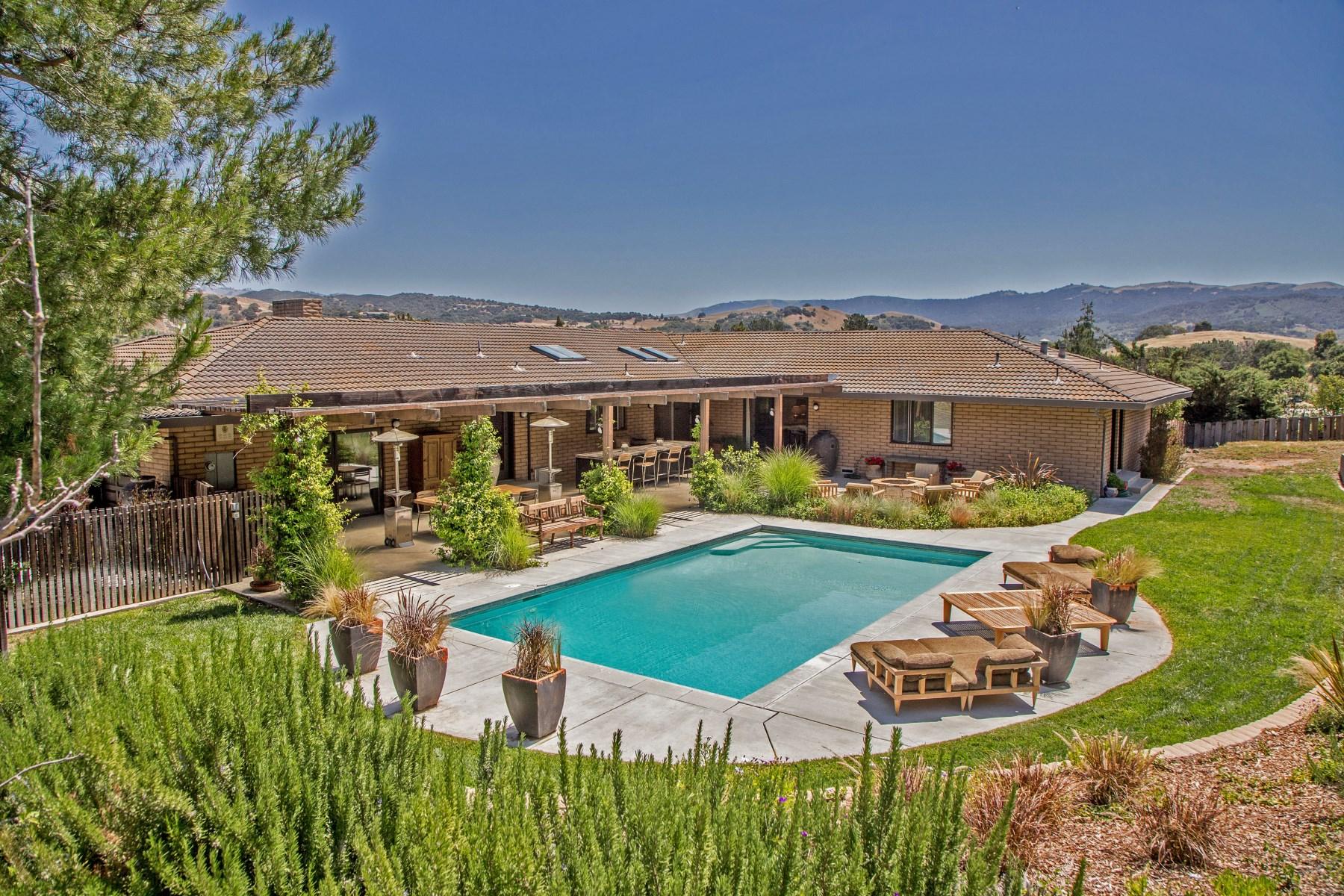 Moradia para Venda às Private Shangri-La in Corral de Tierra 13690 Tierra Spur Corral De Tierra, Califórnia 93908 Estados Unidos