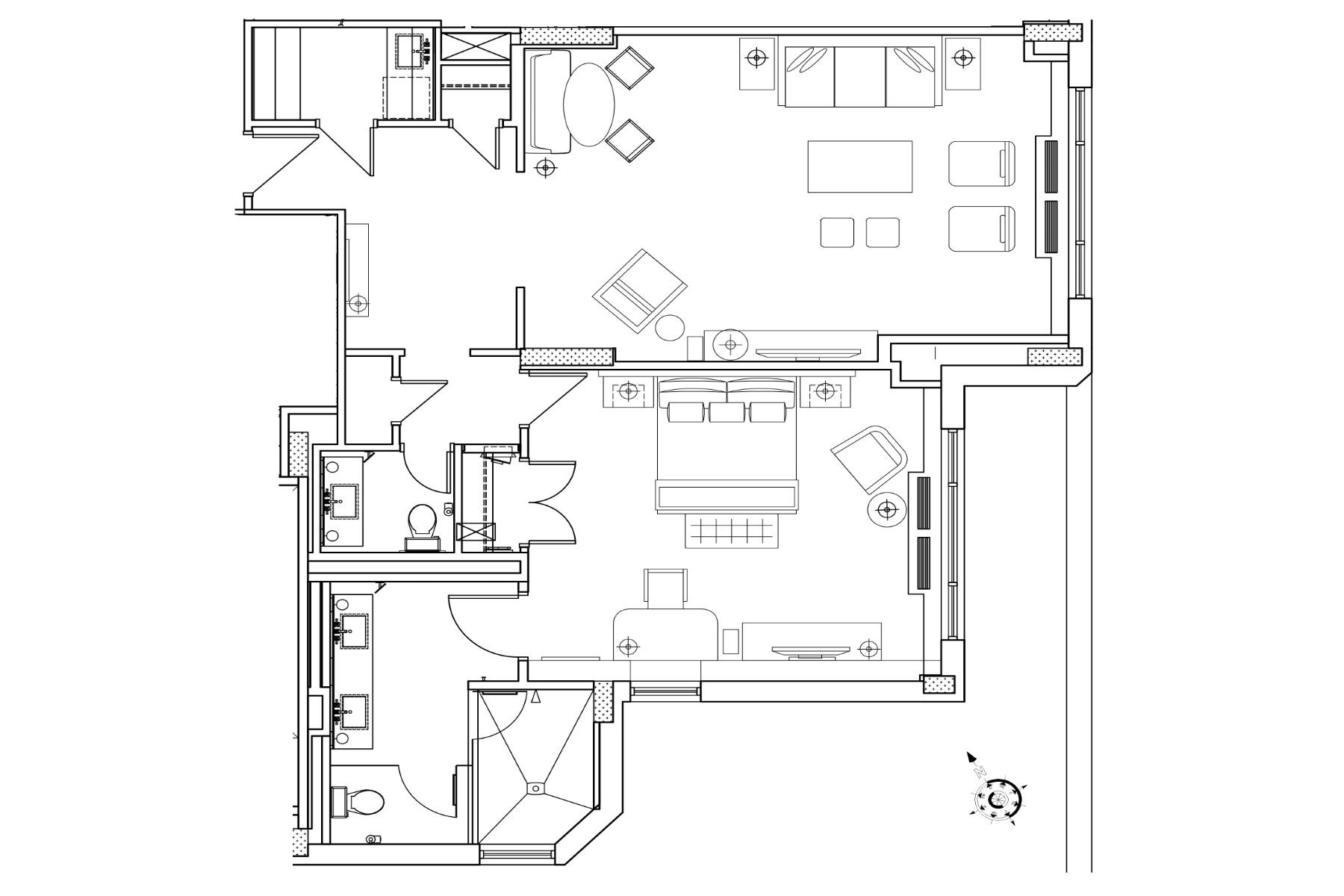 Property Of 540 Park Avenue, Loews Regency Hotel