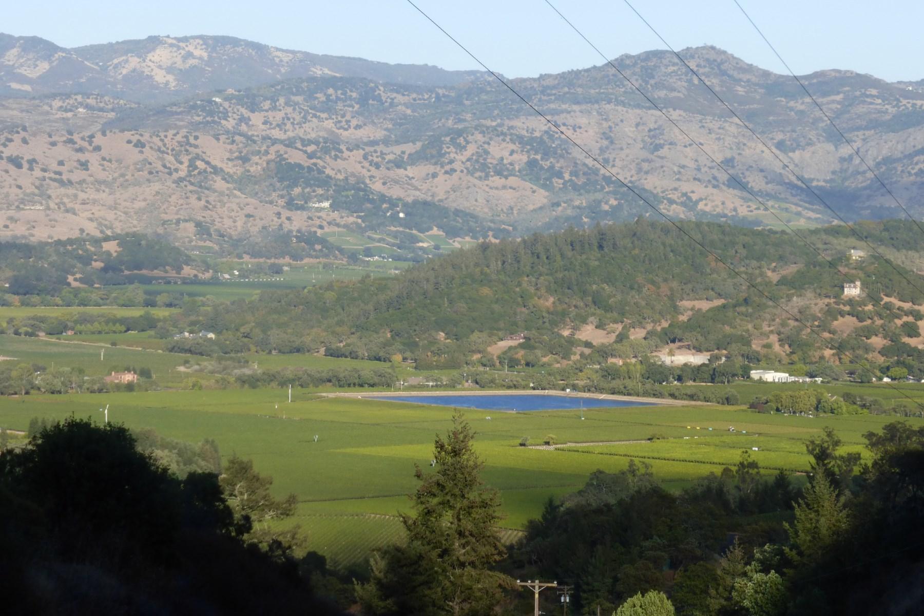 Arazi için Satış at Dry Creek Road Land Listing 6094 Dry Creek Rd Napa, Kaliforniya 94558 Amerika Birleşik Devletleri