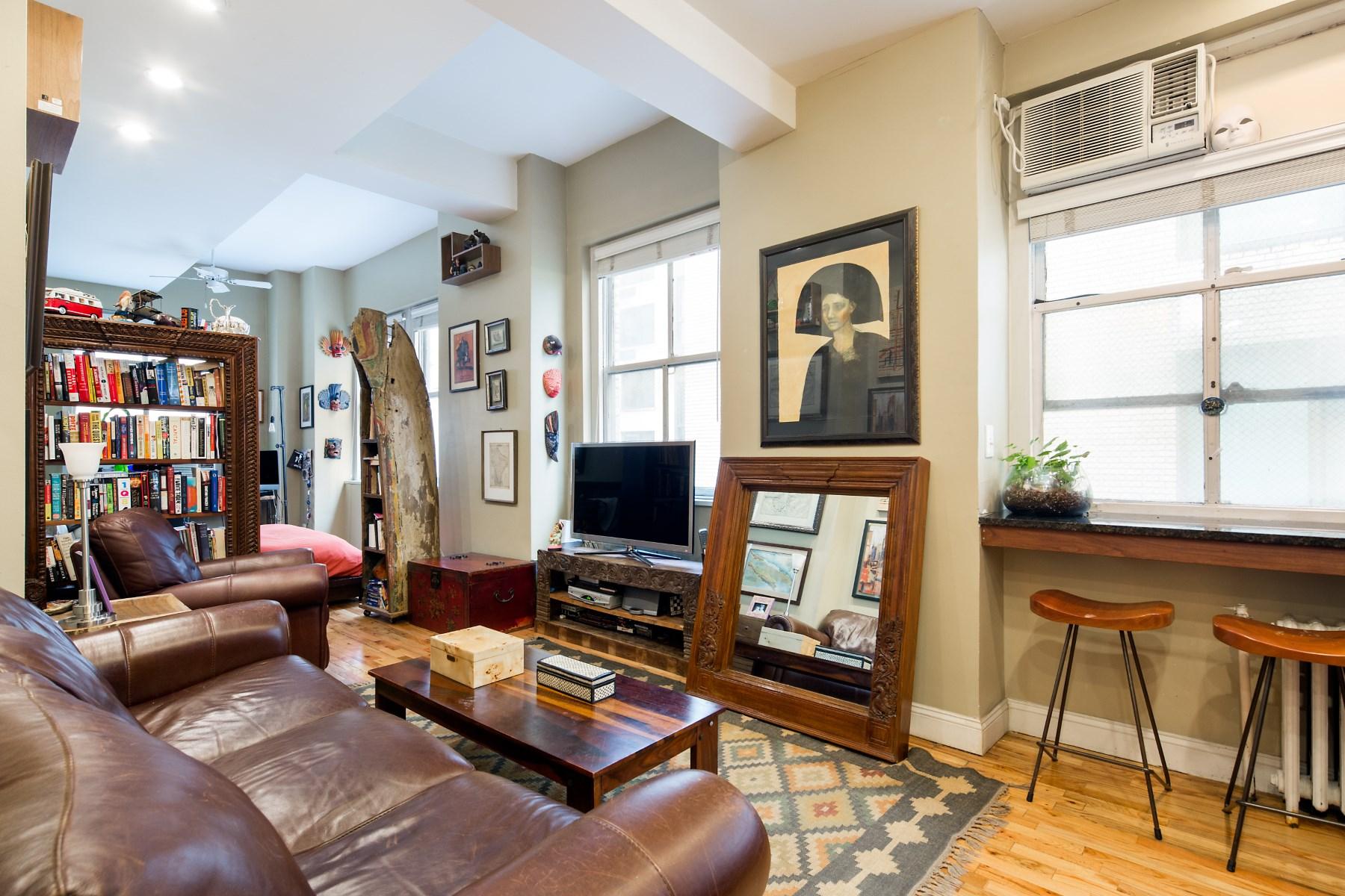 合作公寓 为 销售 在 The Sage House 4 Lexington Avenue Apt 3J Gramercy Park, 纽约, 纽约州, 10010 美国