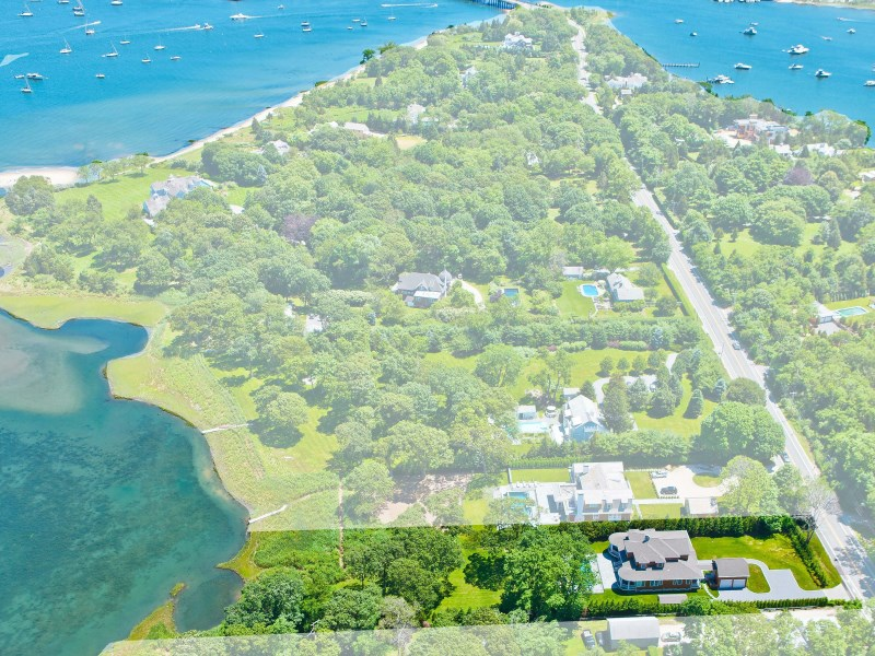 Vivienda unifamiliar por un Venta en Custom Built North Haven Waterfront Sag Harbor, Nueva York 11963 Estados Unidos