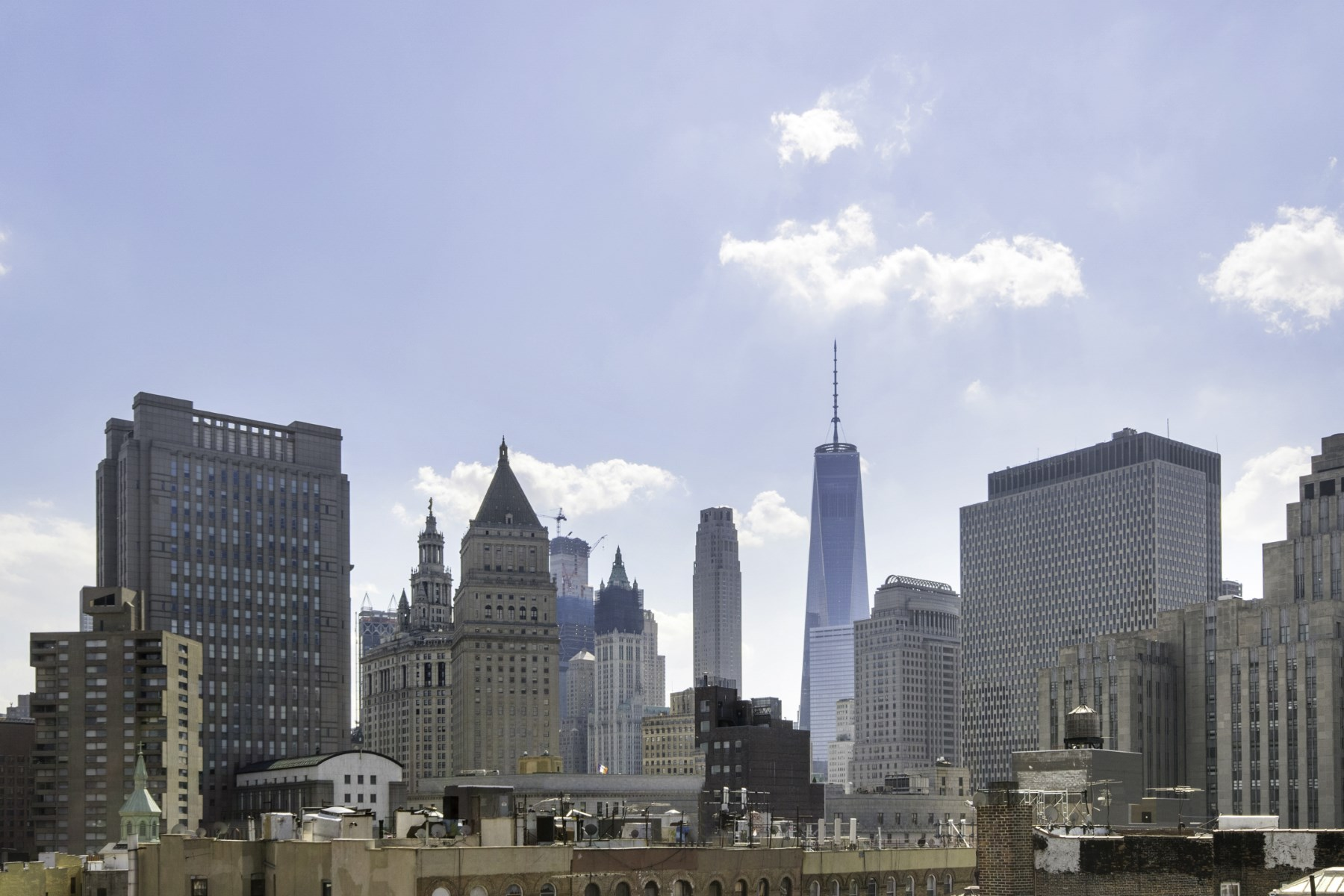 共管式独立产权公寓 为 销售 在 50 Bayard Street, Apt. 8E 50 Bayard Street Apt 8E Chinatown, 纽约, 纽约州, 10013 美国
