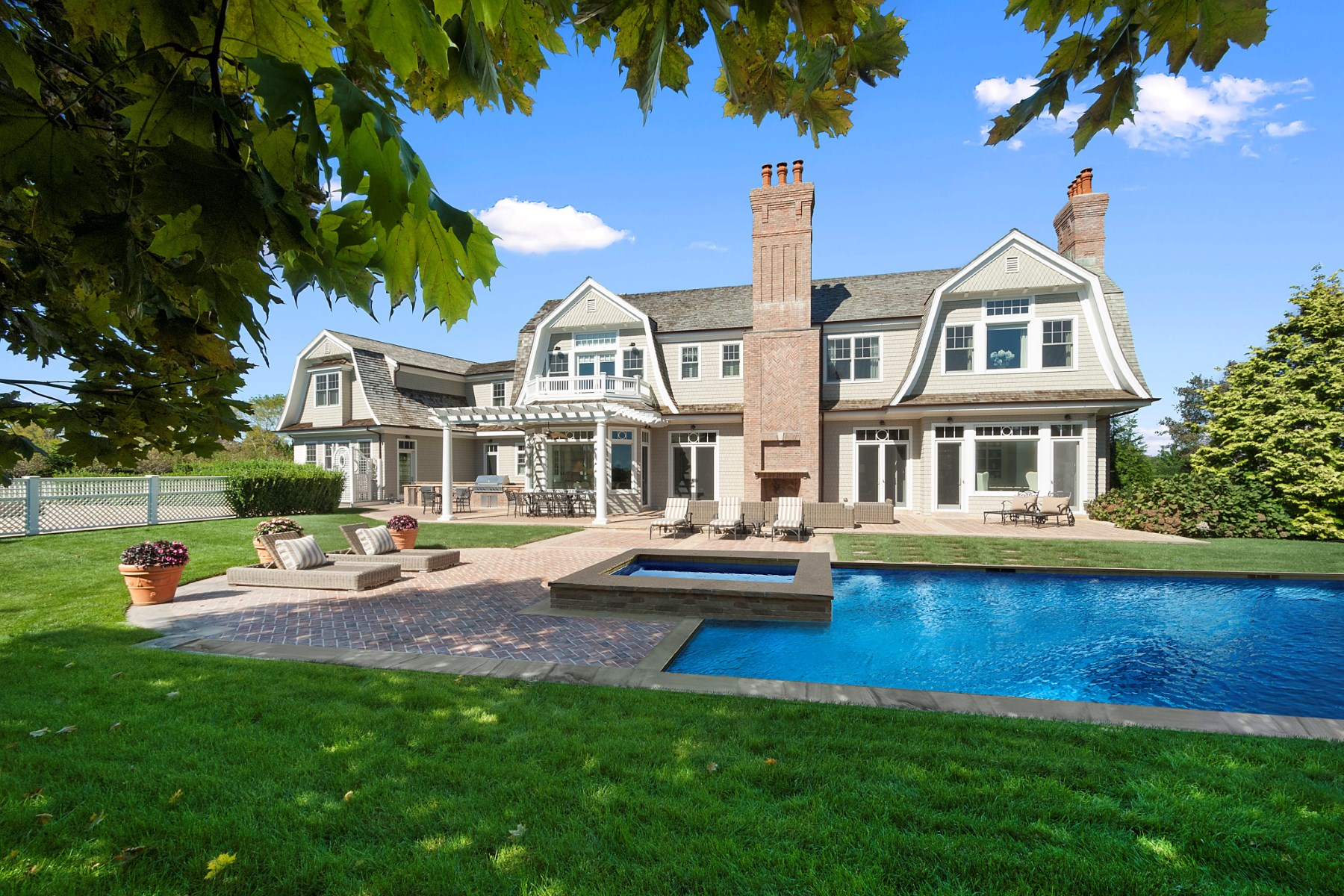 Property Of Sagaponack Gambrel with