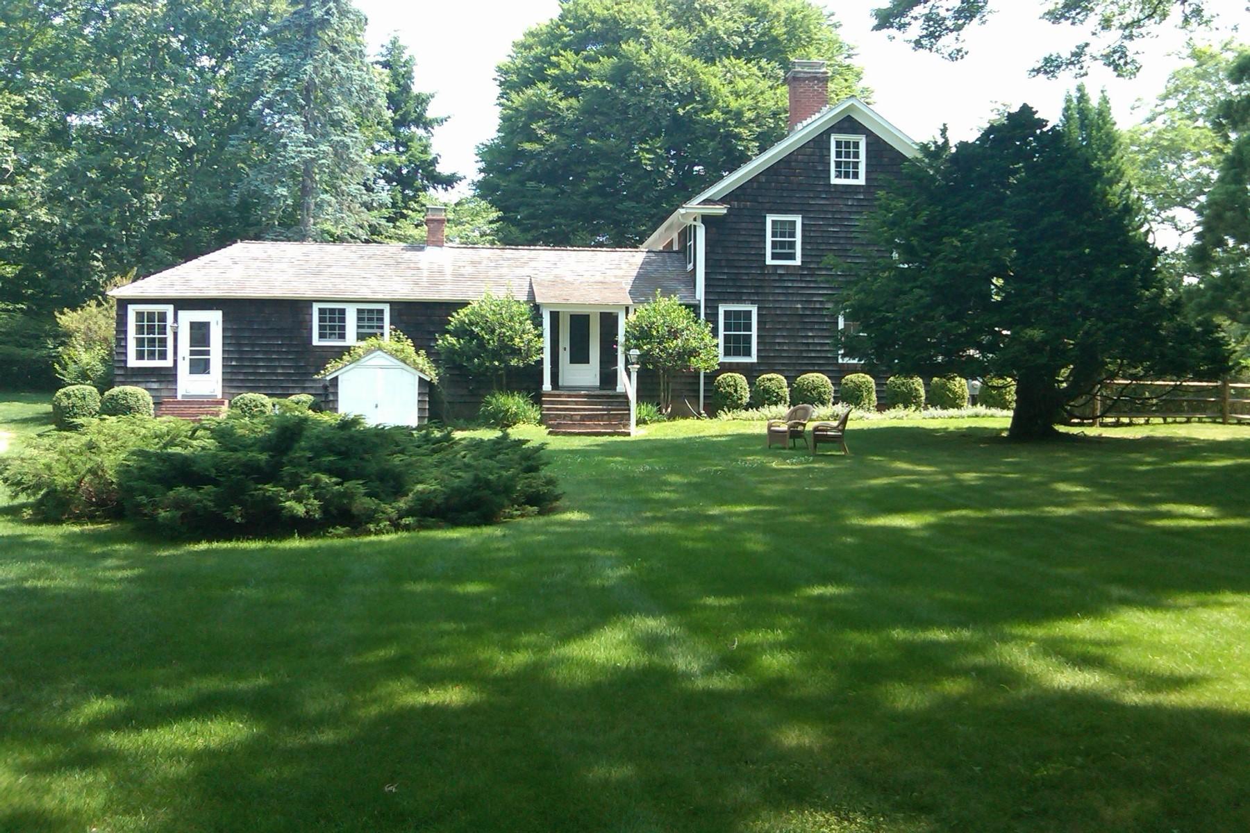 Single Family Home for Rent at Village Charmer East Hampton Village, East Hampton, New York 11937 United States