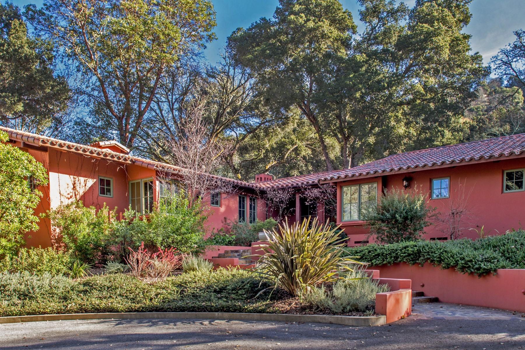 獨棟家庭住宅 為 出售 在 Arroyo Sequoia 16 Arroyo Sequoia Carmel, 加利福尼亞州 93923 美國