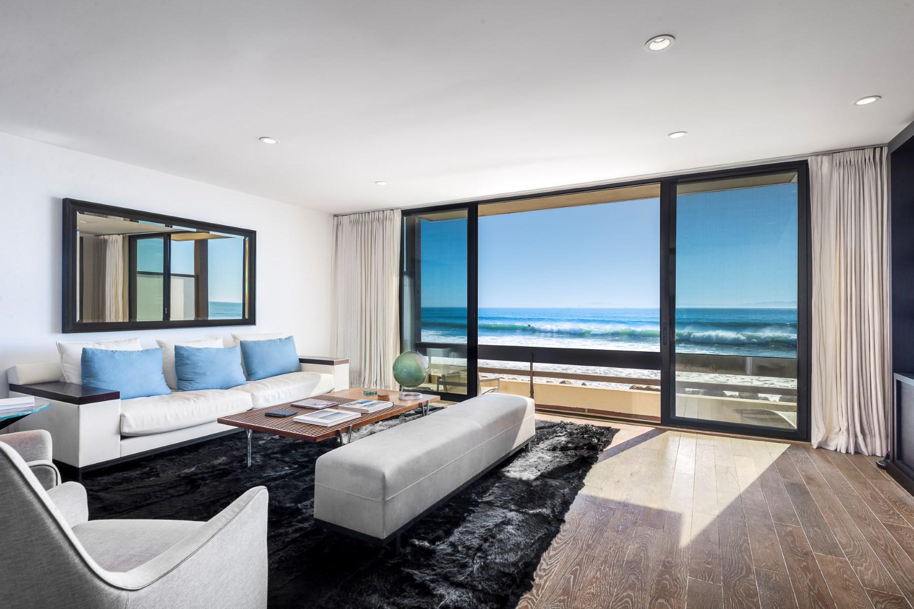 Eigentumswohnung für Verkauf beim Montecito Oceanfront Condo Montecito - Lower Village, Montecito, Kalifornien 93108 Vereinigte Staaten