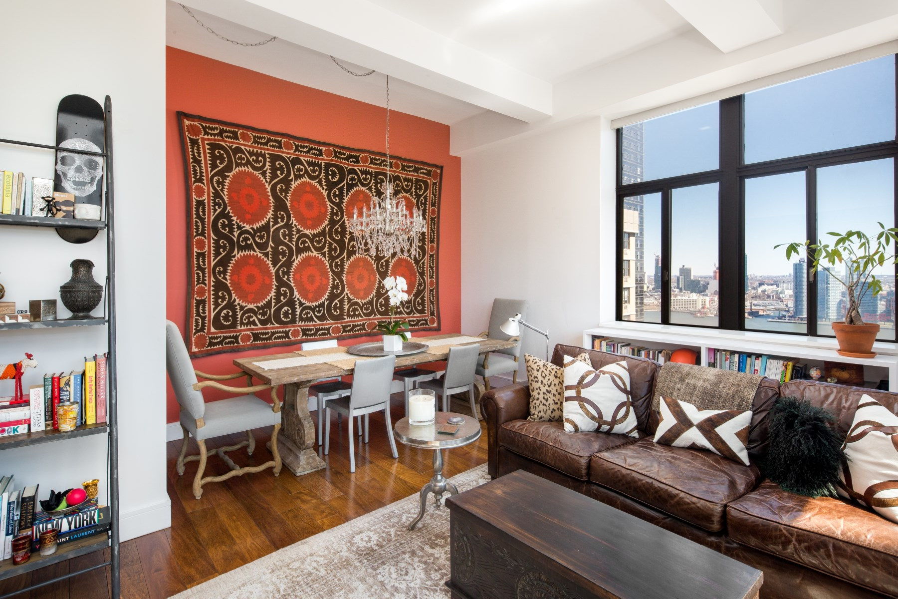 Co-op for Sale at Spellbinding Views in Midtown Lofty Home 310 East 46th Street Apt 24M Midtown East, New York, New York, 10017 United States