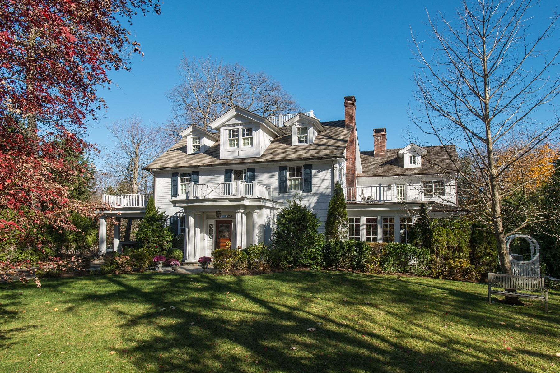 Single Family Home for Sale at 19 Indian Head Road, Riverside CT Riverside, Connecticut, 06878 United States