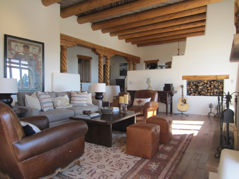 Single Family Home for Sale at 305 Brownell Howland Santa Fe City Northeast, Santa Fe, New Mexico 87501 United States