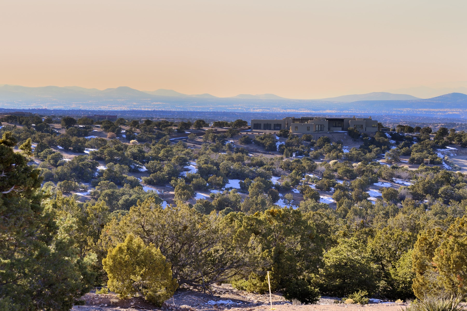 Terrain pour l Vente à 21 Sundance Ridge 21 Sundance Ridge Lot 15 Santa Fe, New Mexico 87506 États-Unis