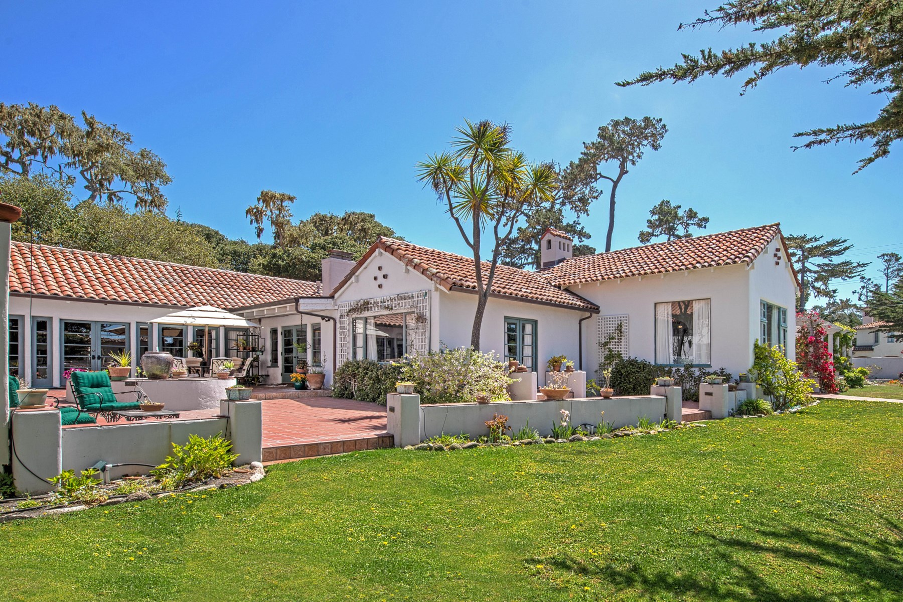 Property For Sale at Updated Historic Spanish Estate
