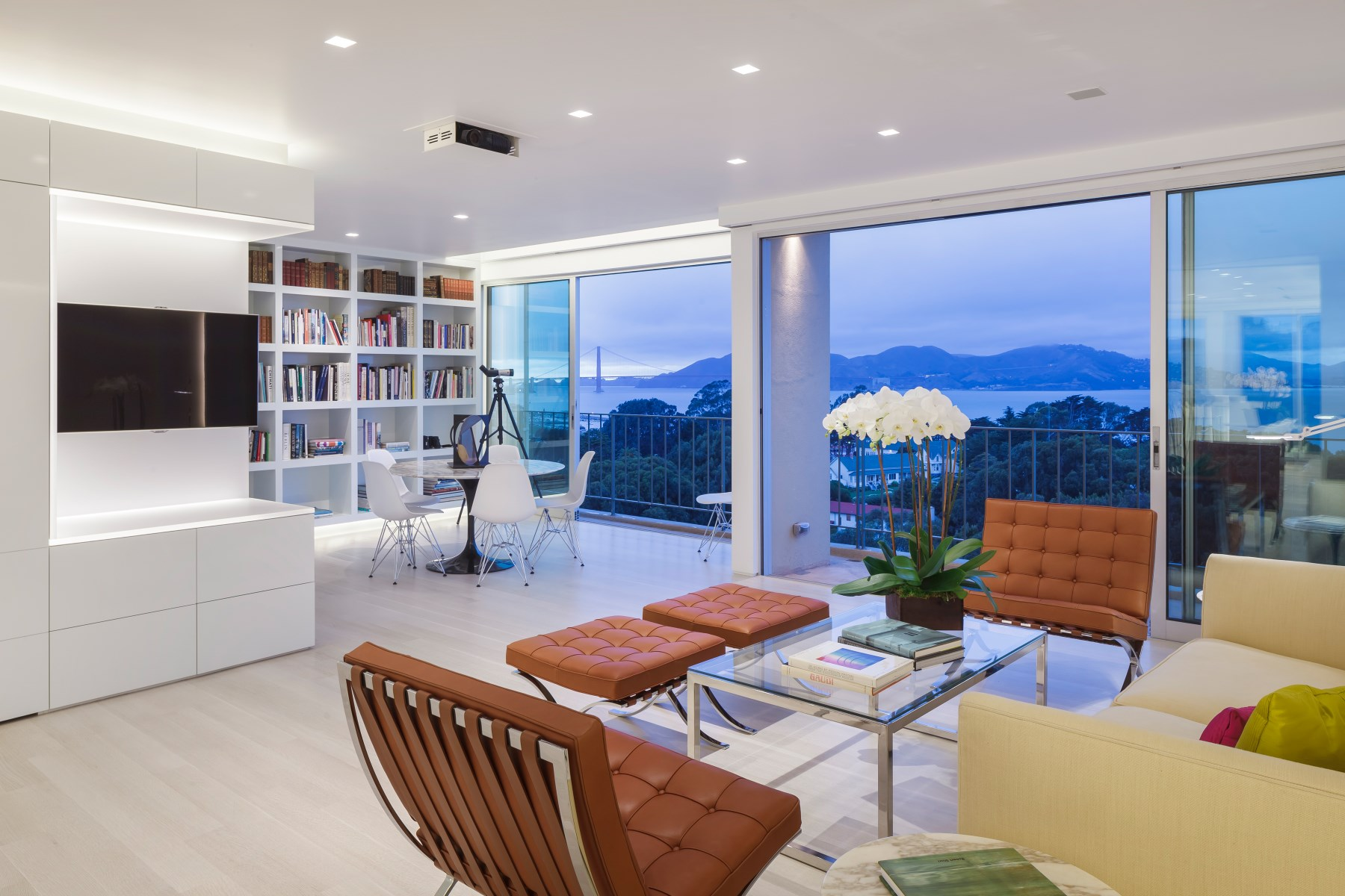 Co-op for Sale at Quintessential Modern View Co-Op 1050 North Pt # 1502-1503A Russian Hill, San Francisco, California, 94109 United States