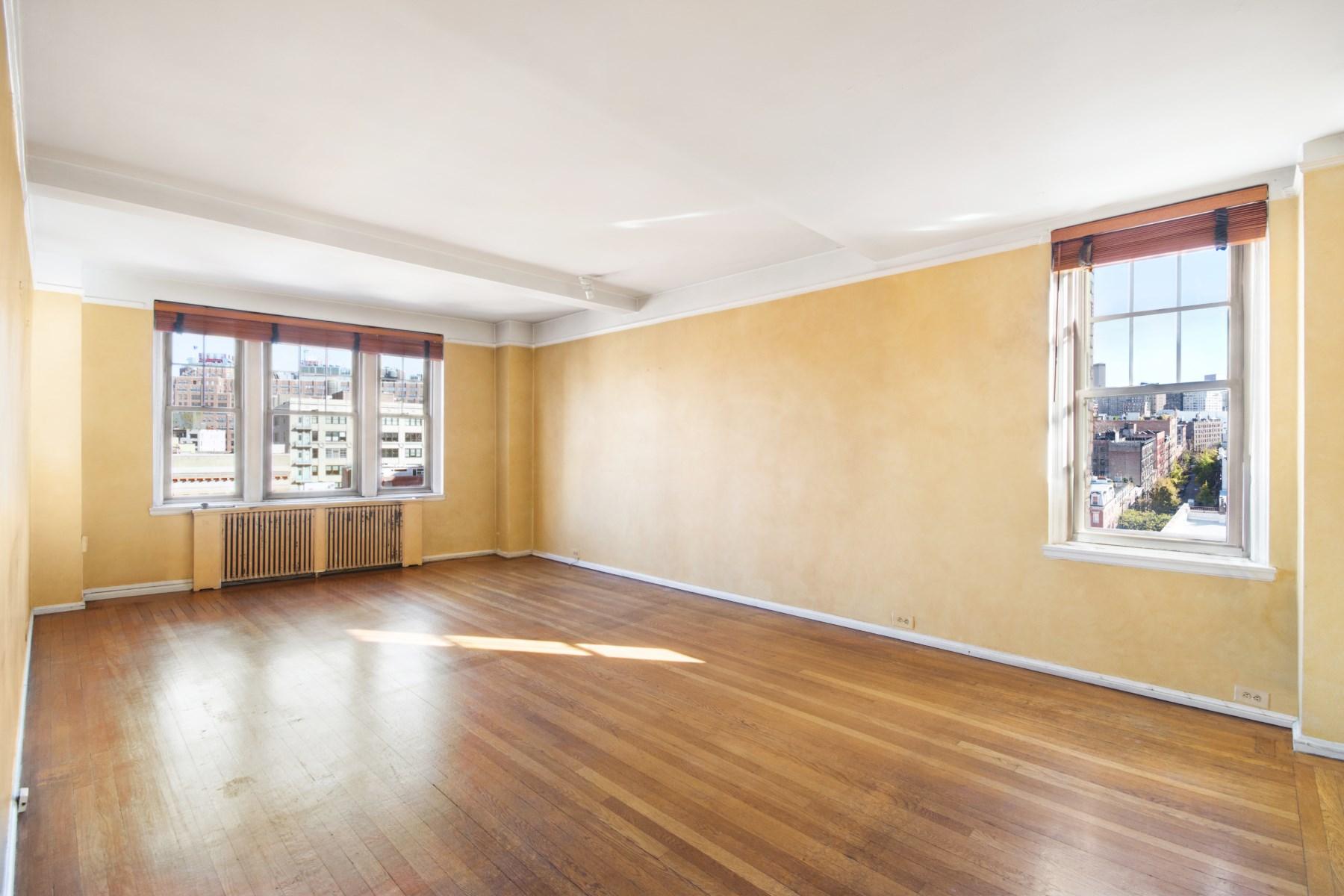 共管物業 為 出售 在 302 West 12th Street, 11A 302 West 12th Street Apt 11a New York, 紐約州 10014 美國