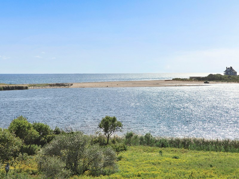 Property Of World Class Georgica Waterfront Parcel