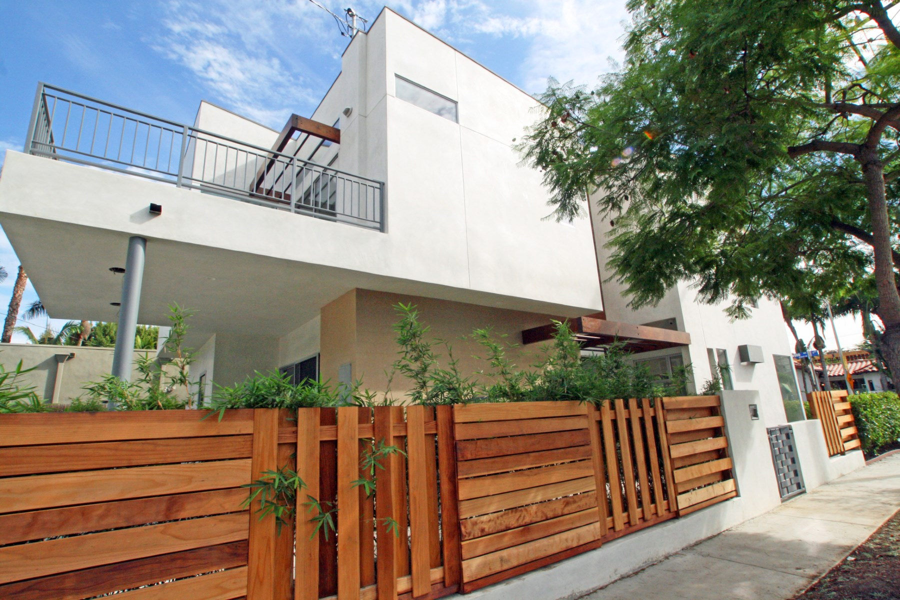 Single Family Home for Sale at Brand New Contemporary 2 Story Smart Home 8949 Rosewood Avenue West Hollywood, California 90048 United States