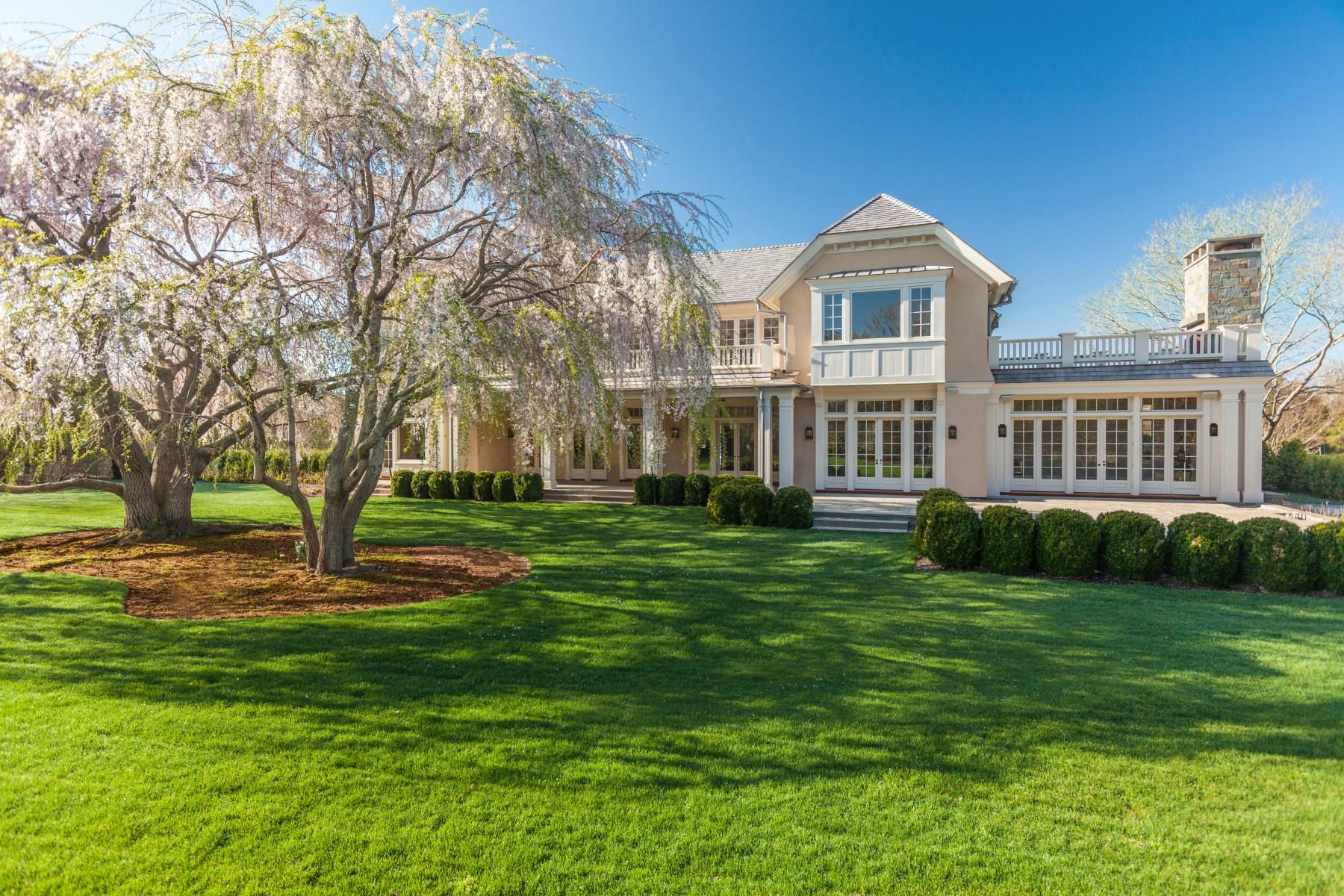 獨棟家庭住宅 為 出售 在 Sagaponack South Estate Sagaponack South, Sagaponack, 紐約州, 11962 美國