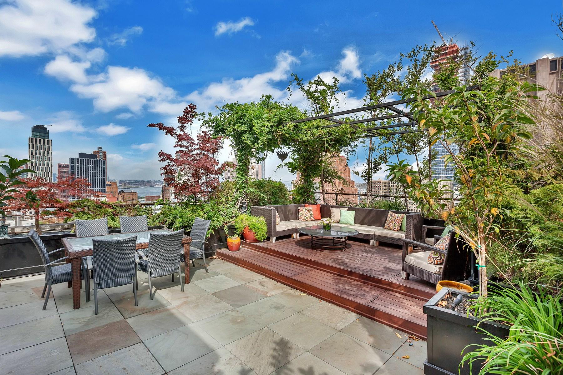 Condominium for Sale at 9 Murray Street, PH-12SW 9 Murray Street Apt PH-12SW Tribeca, New York, New York, 10007 United States