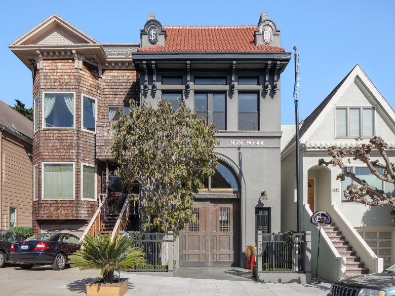 Property For Sale at Engine 44: The Noe Firehouse