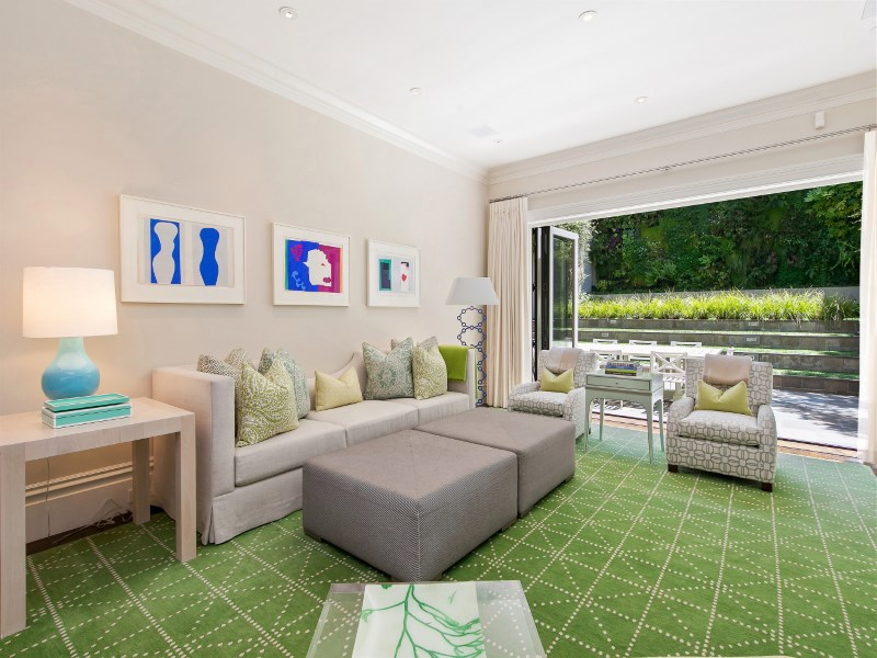 Single Family Home for Sale at Stylish Cow Hollow Garden Home 2829 Green St San Francisco, California 94123 United States