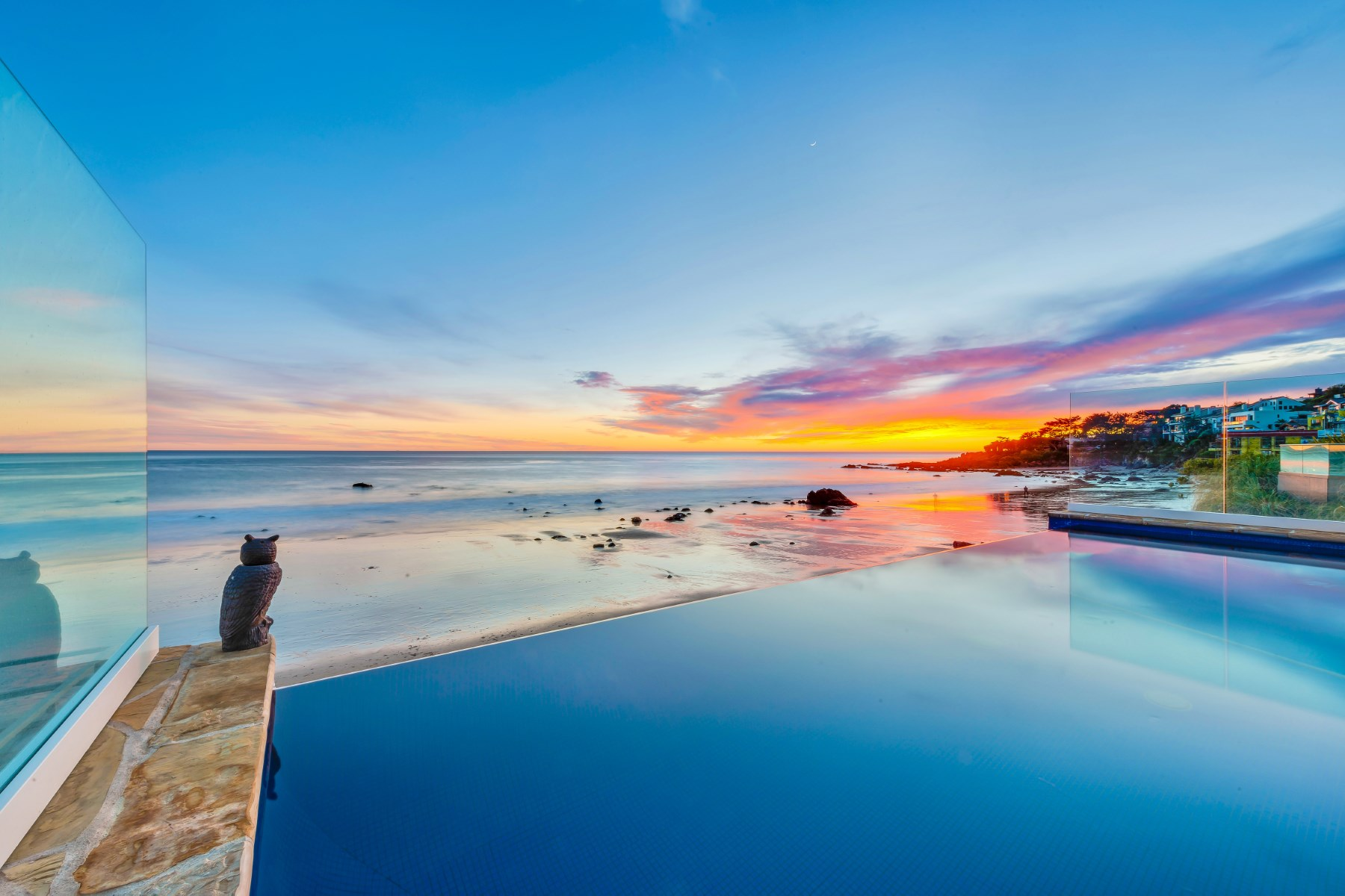 rentals property at Malibu Luxury Beach Home