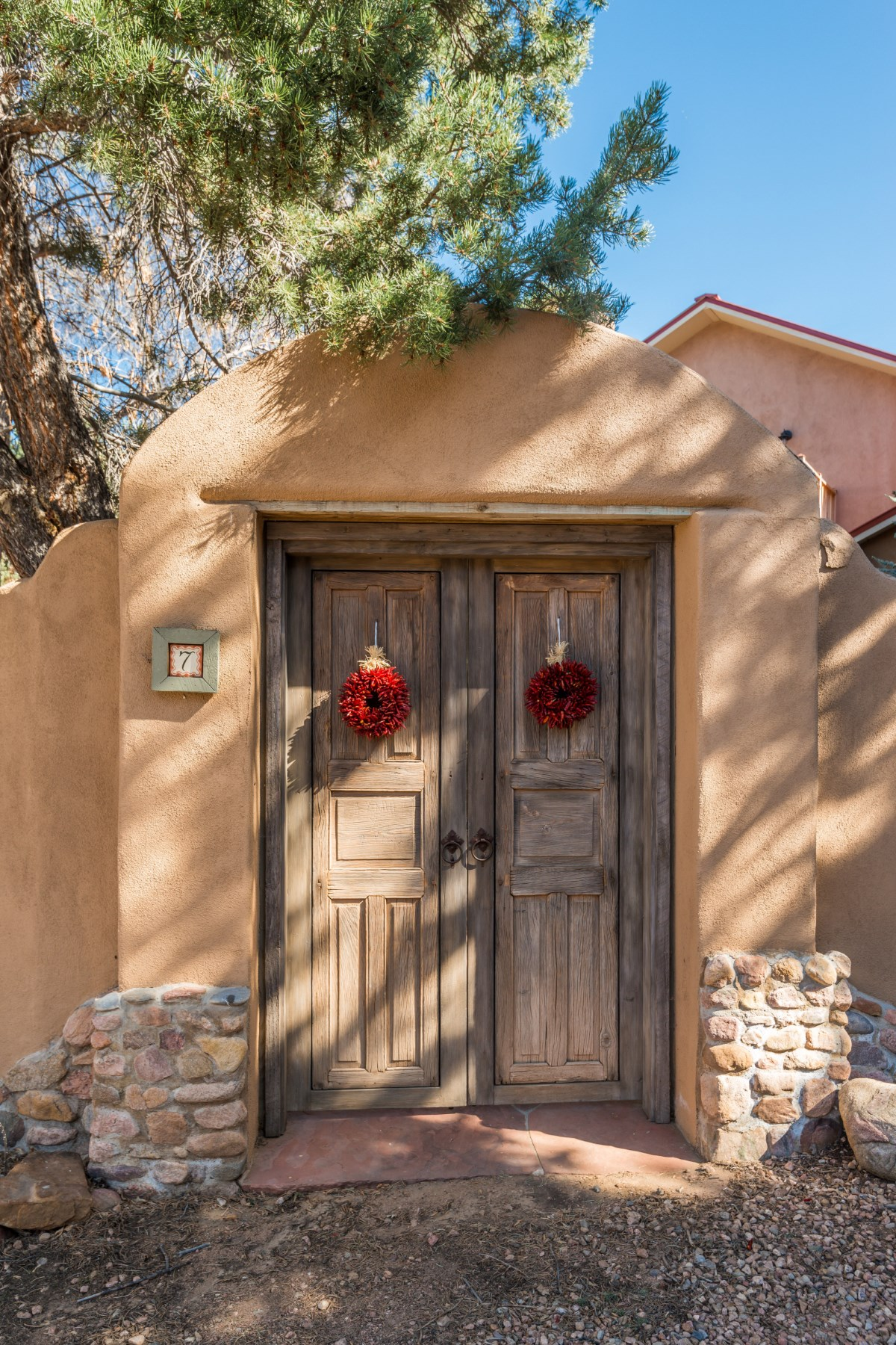 Single Family Home for Sale at 7 Angelitos Road Tesuque, New Mexico, 87506 United States
