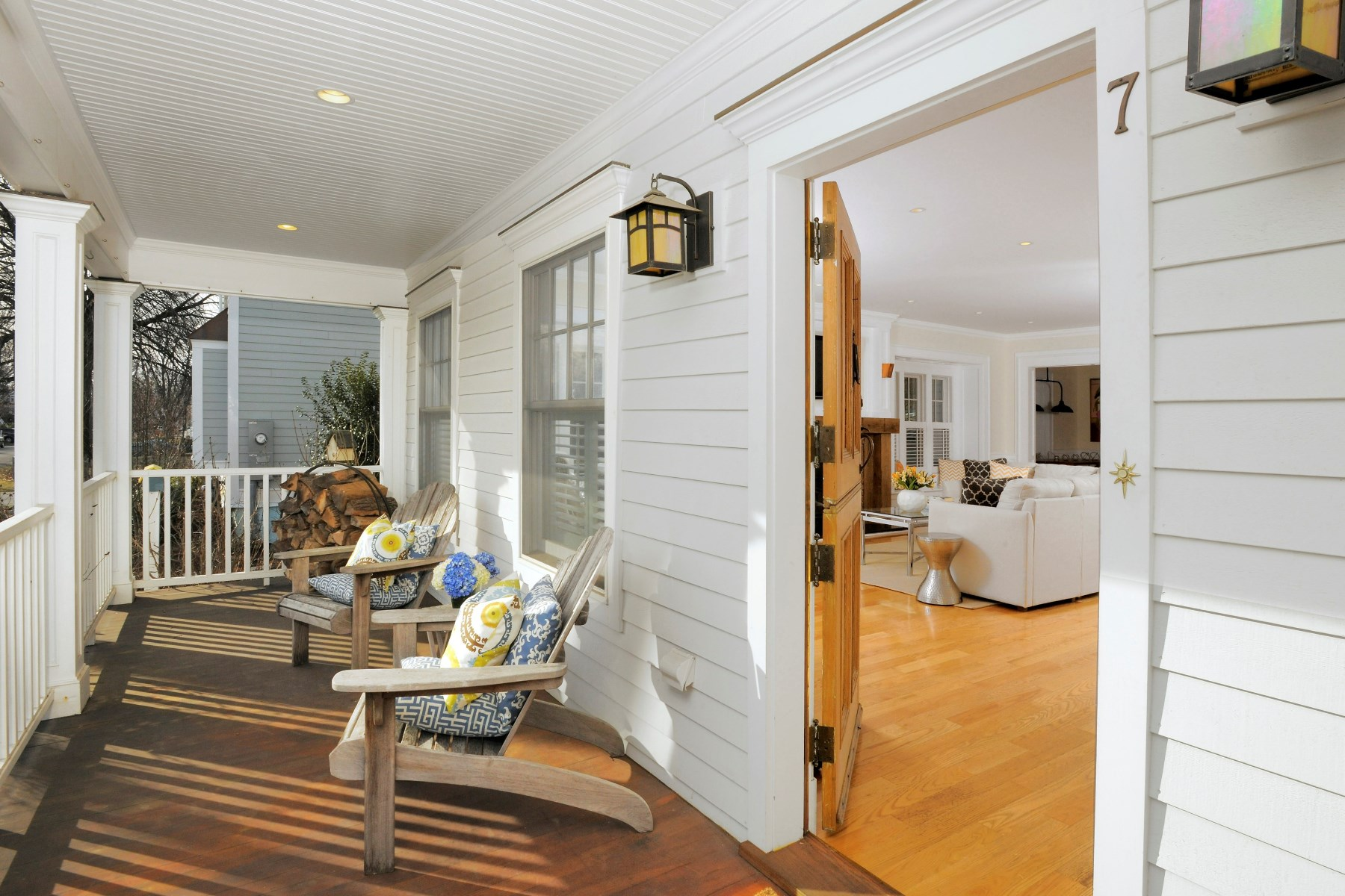 Property For Sale at Spacious and Impeccable Old Greenwich Home