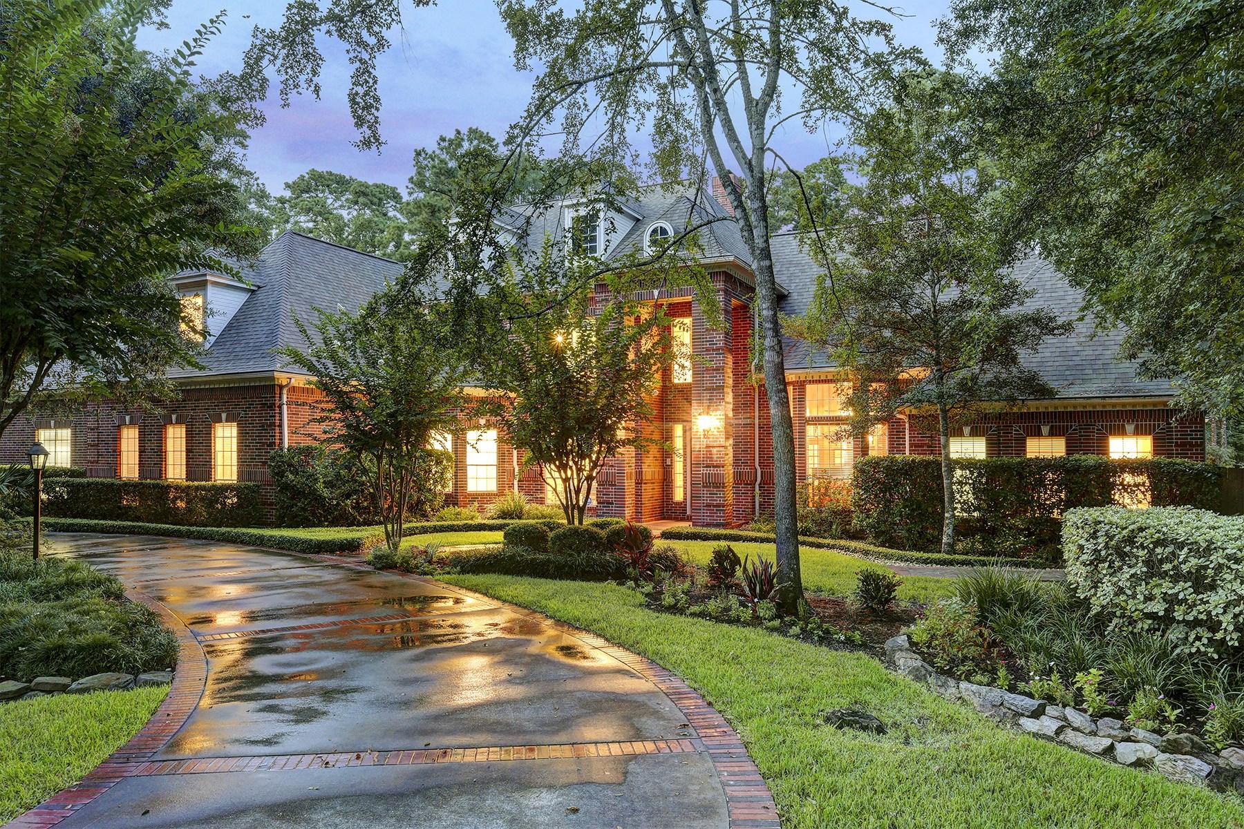 Einfamilienhaus für Verkauf beim 14 Coldsprings Court The Woodlands, Texas 77380 Vereinigte Staaten
