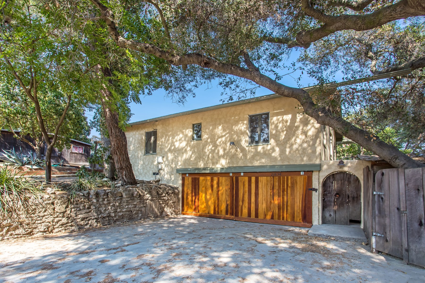 rentals property at Charming Rustic Topanga Retreat