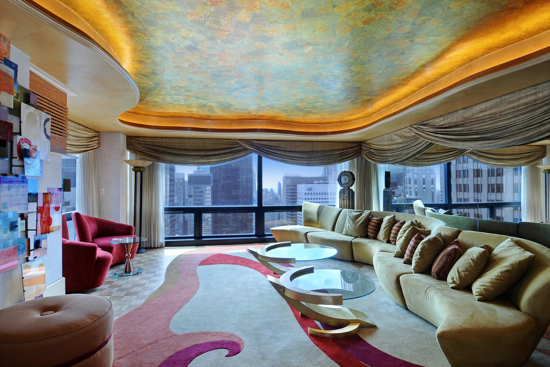 Condominium for Sale at Trump Tower 721 Fifth Avenue Apt 50b Midtown East, New York, New York 10022 United States